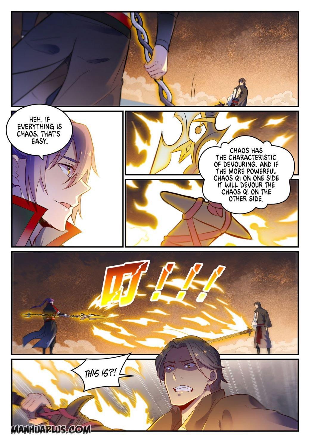 Manga Apotheosis - Chapter 662 Page 8