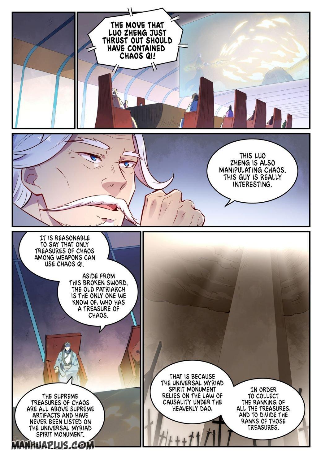 Manga Apotheosis - Chapter 662 Page 9