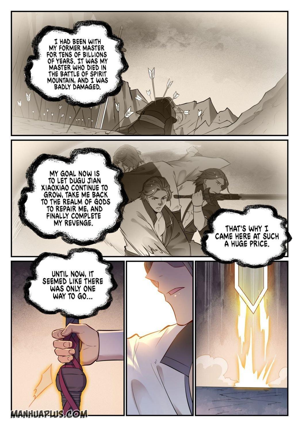 Manga Apotheosis - Chapter 662 Page 14