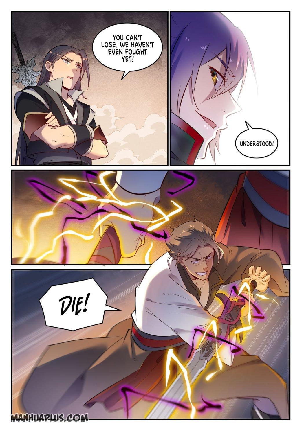 Manga Apotheosis - Chapter 662 Page 3