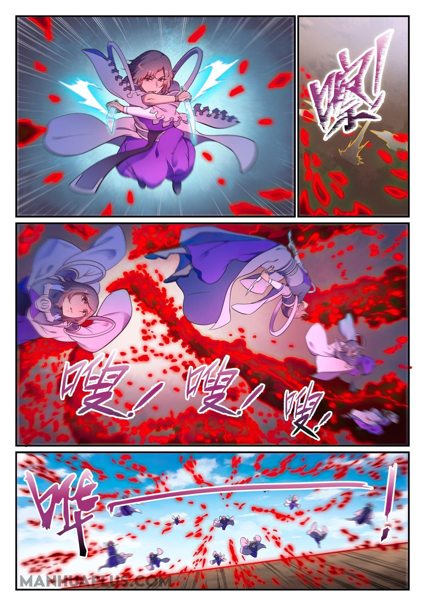 Manga Apotheosis - Chapter 664 Page 4