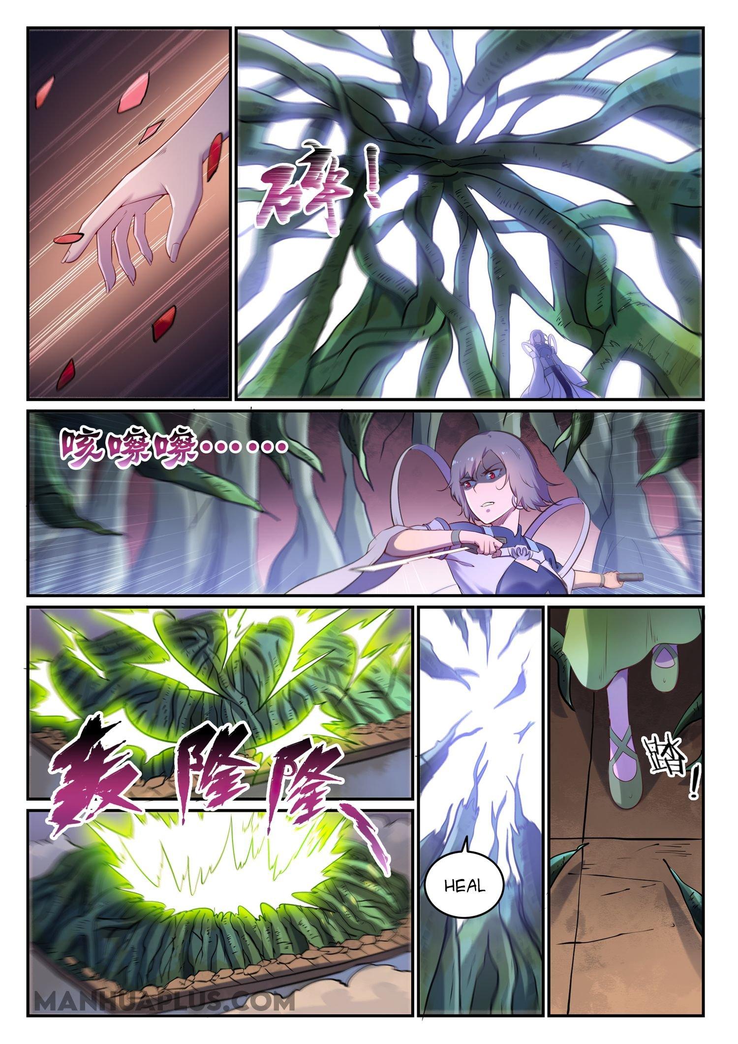 Manga Apotheosis - Chapter 664 Page 11