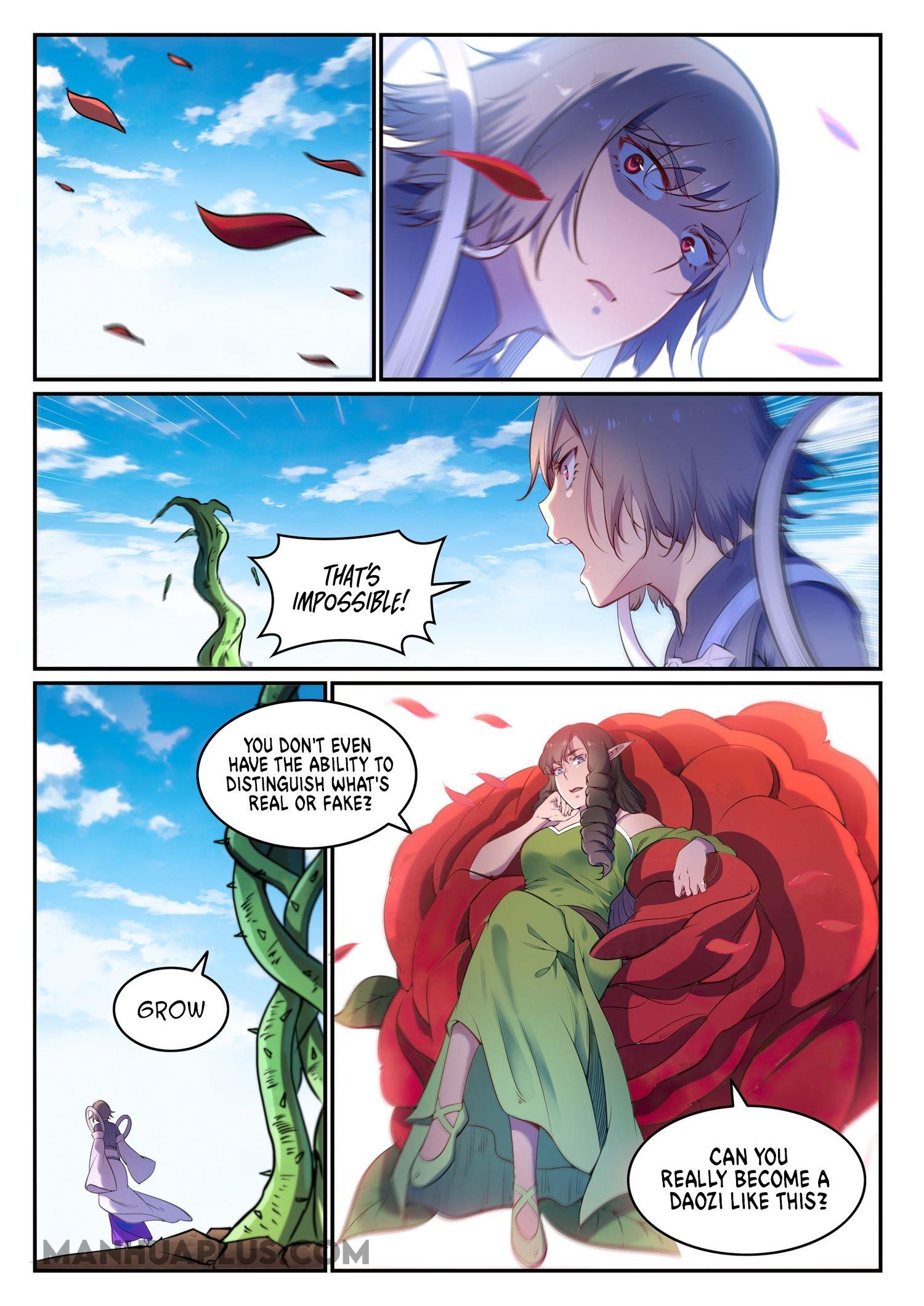 Manga Apotheosis - Chapter 664 Page 7