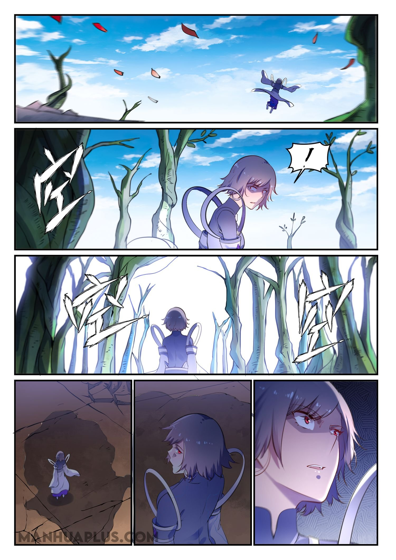 Manga Apotheosis - Chapter 664 Page 9