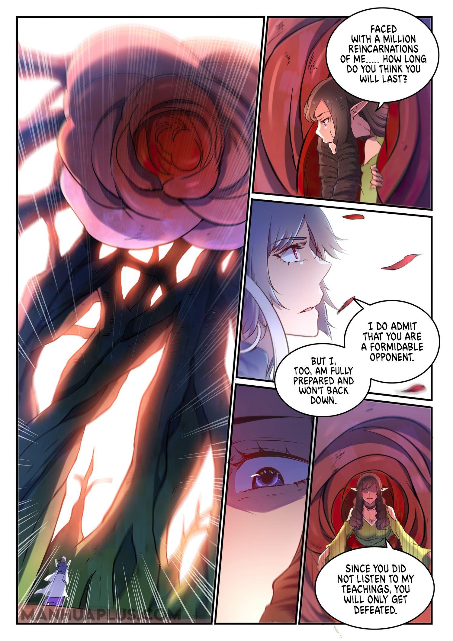 Manga Apotheosis - Chapter 664 Page 10