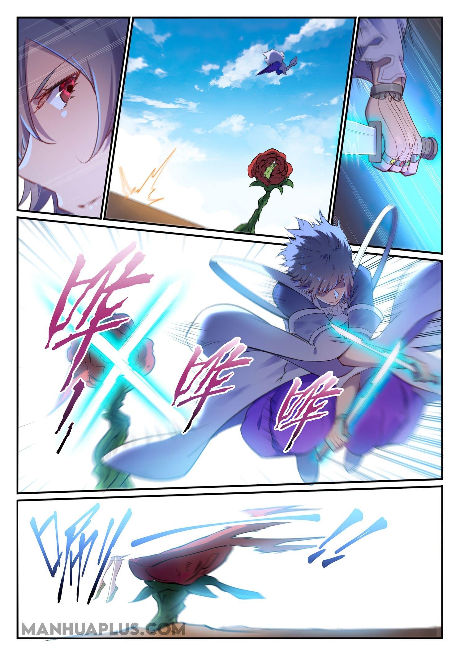 Manga Apotheosis - Chapter 664 Page 8