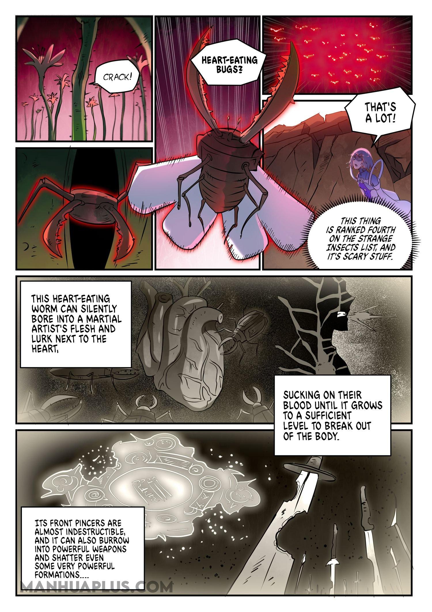 Manga Apotheosis - Chapter 664 Page 14