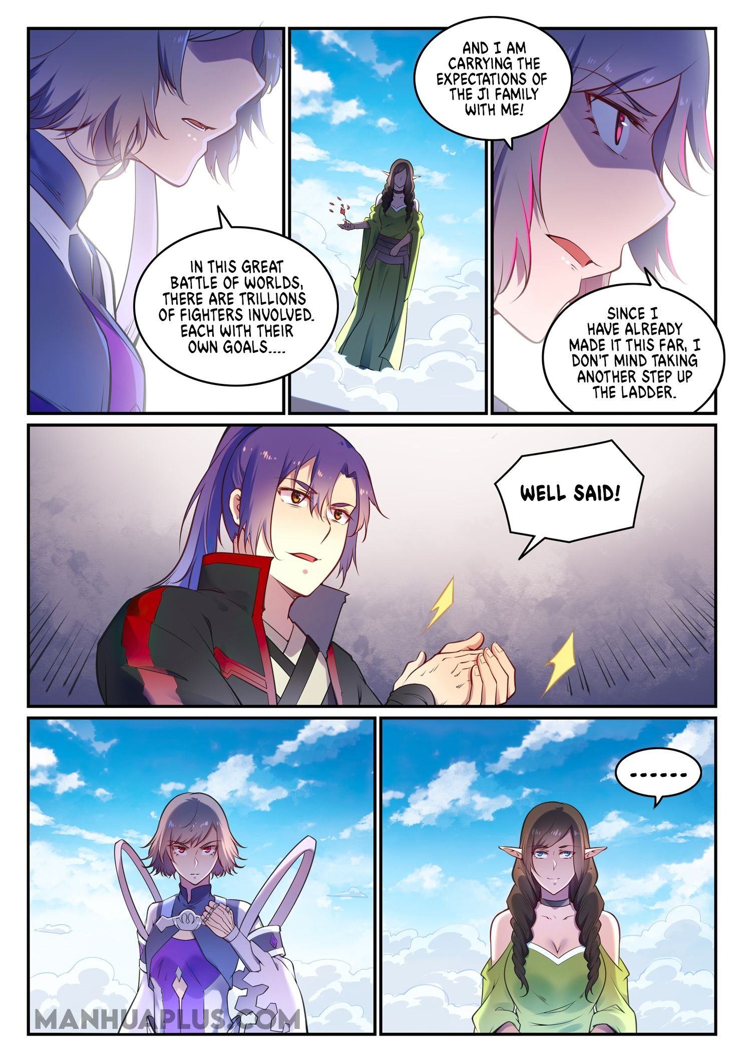 Manga Apotheosis - Chapter 664 Page 2