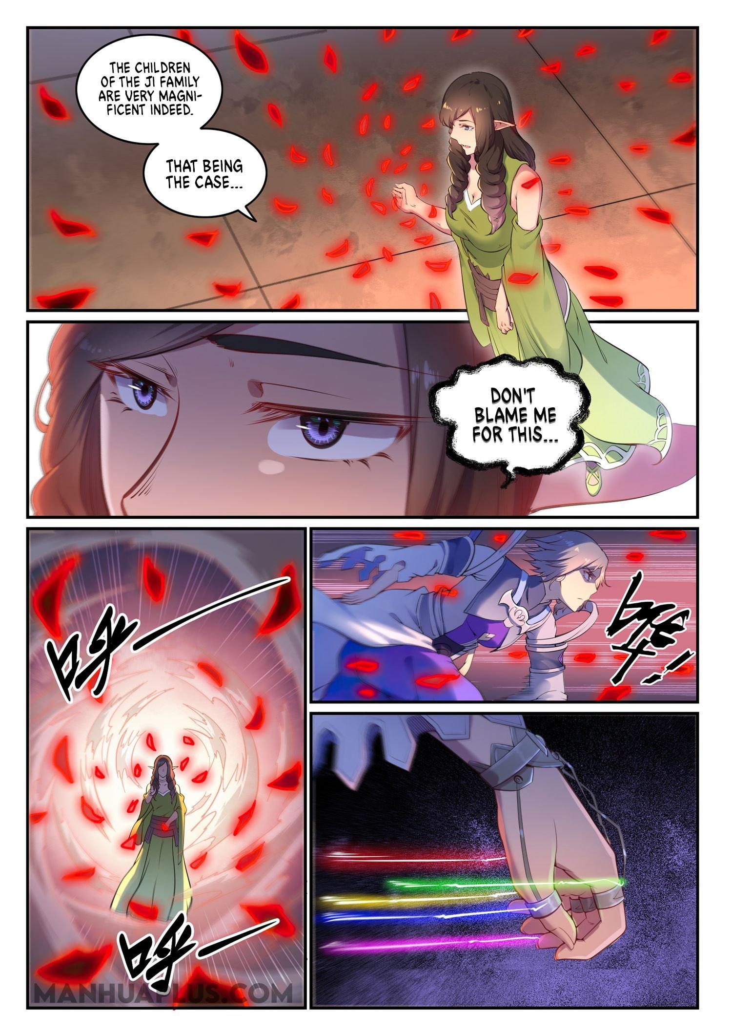 Manga Apotheosis - Chapter 664 Page 3