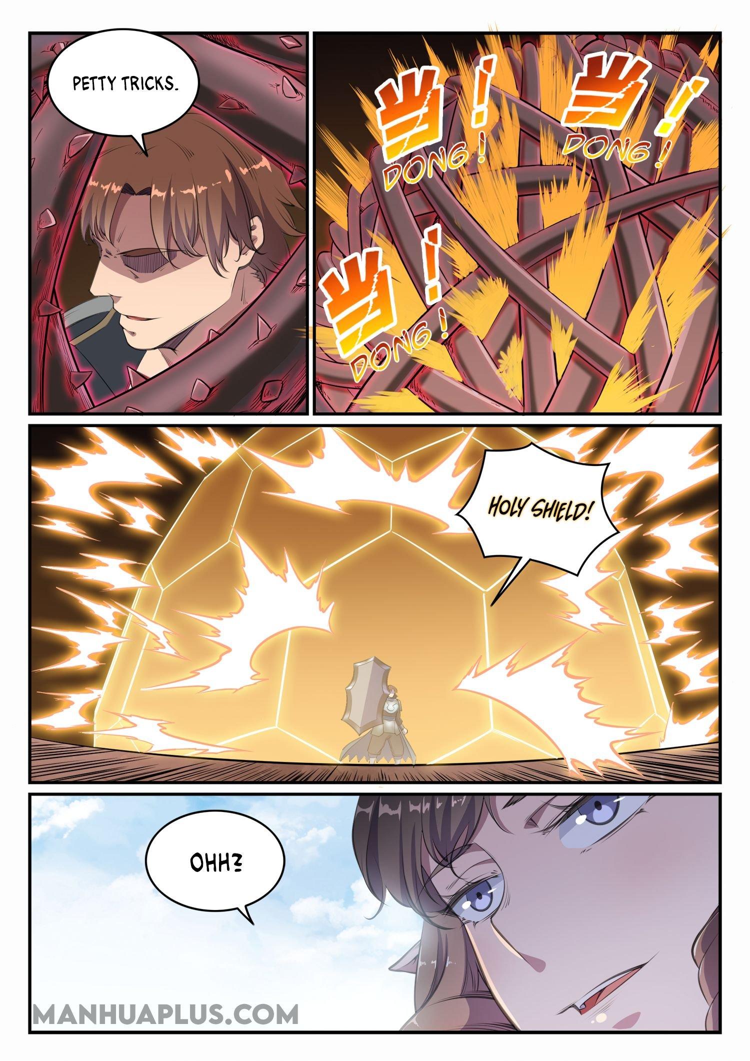 Manga Apotheosis - Chapter 667 Page 7