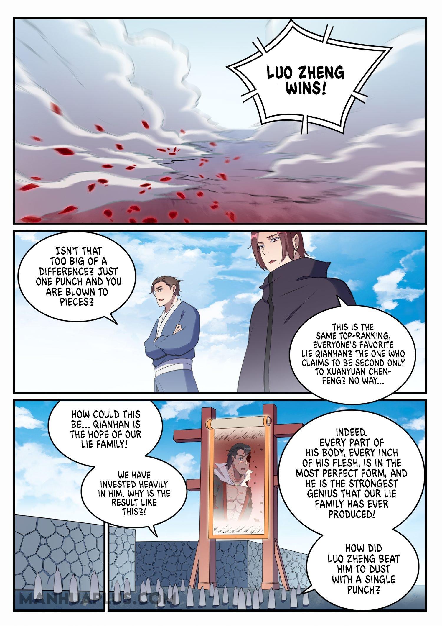 Manga Apotheosis - Chapter 667 Page 2