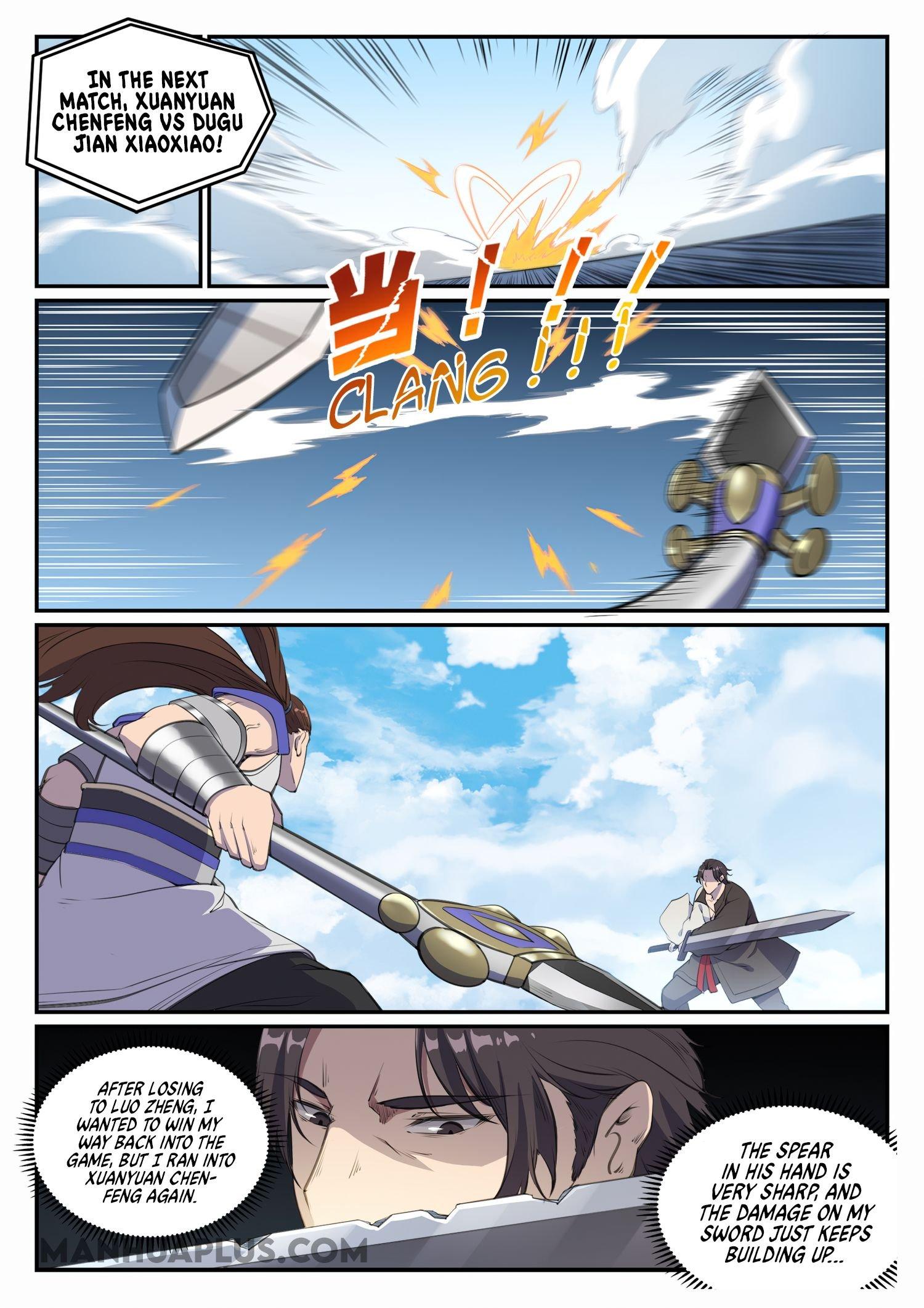 Manga Apotheosis - Chapter 667 Page 11