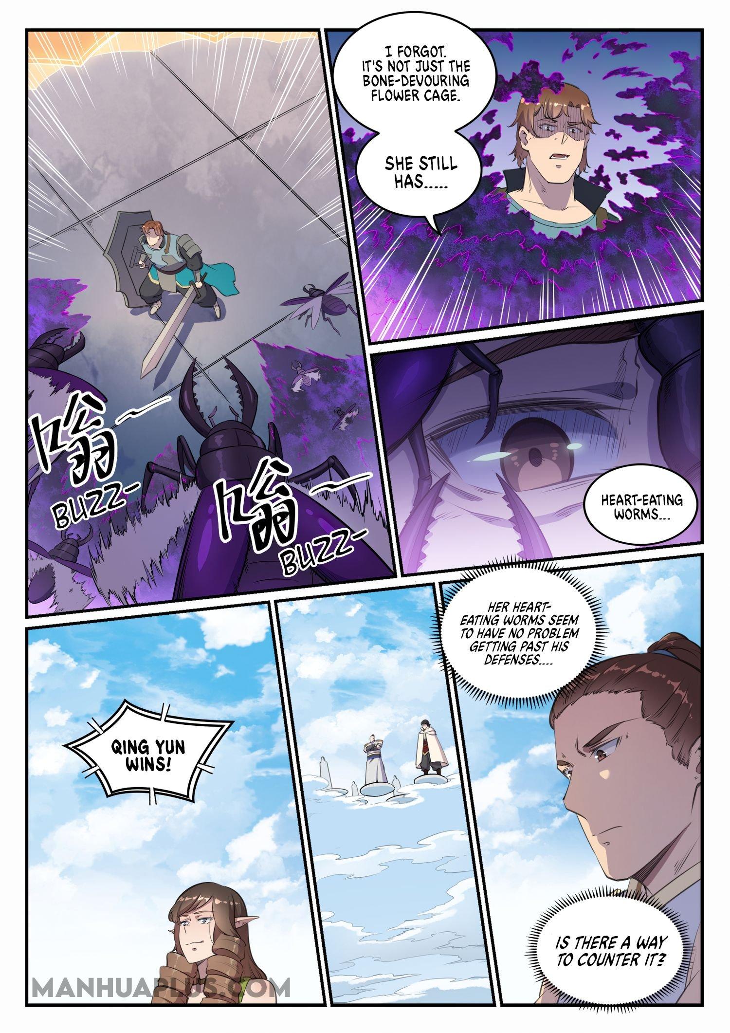Manga Apotheosis - Chapter 667 Page 10
