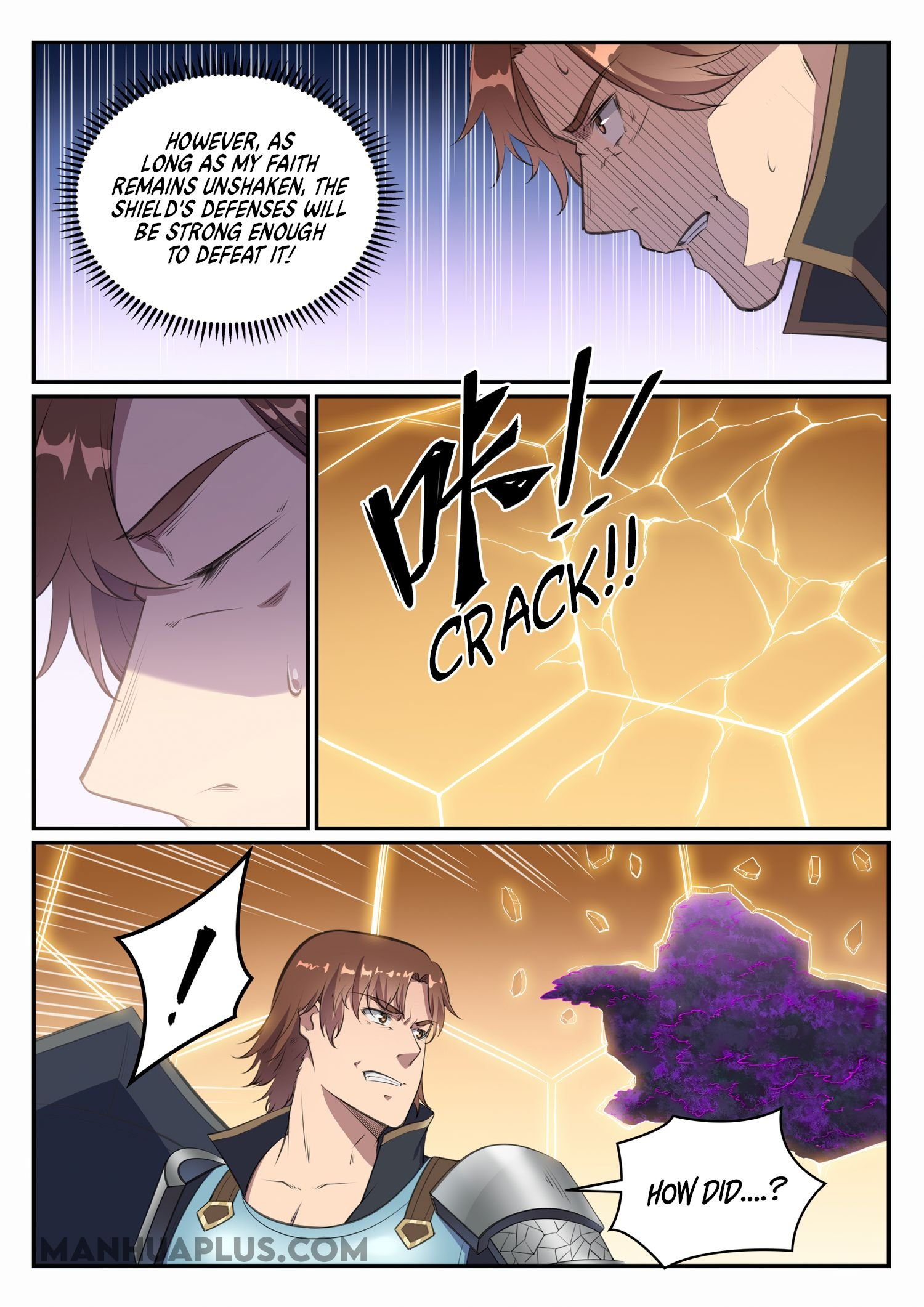 Manga Apotheosis - Chapter 667 Page 9