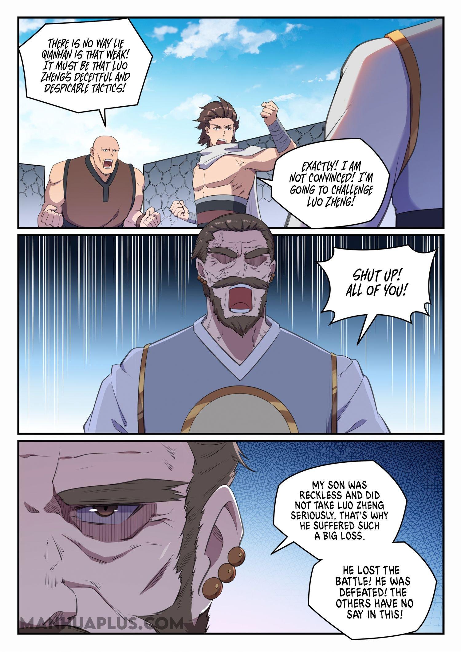Manga Apotheosis - Chapter 667 Page 3