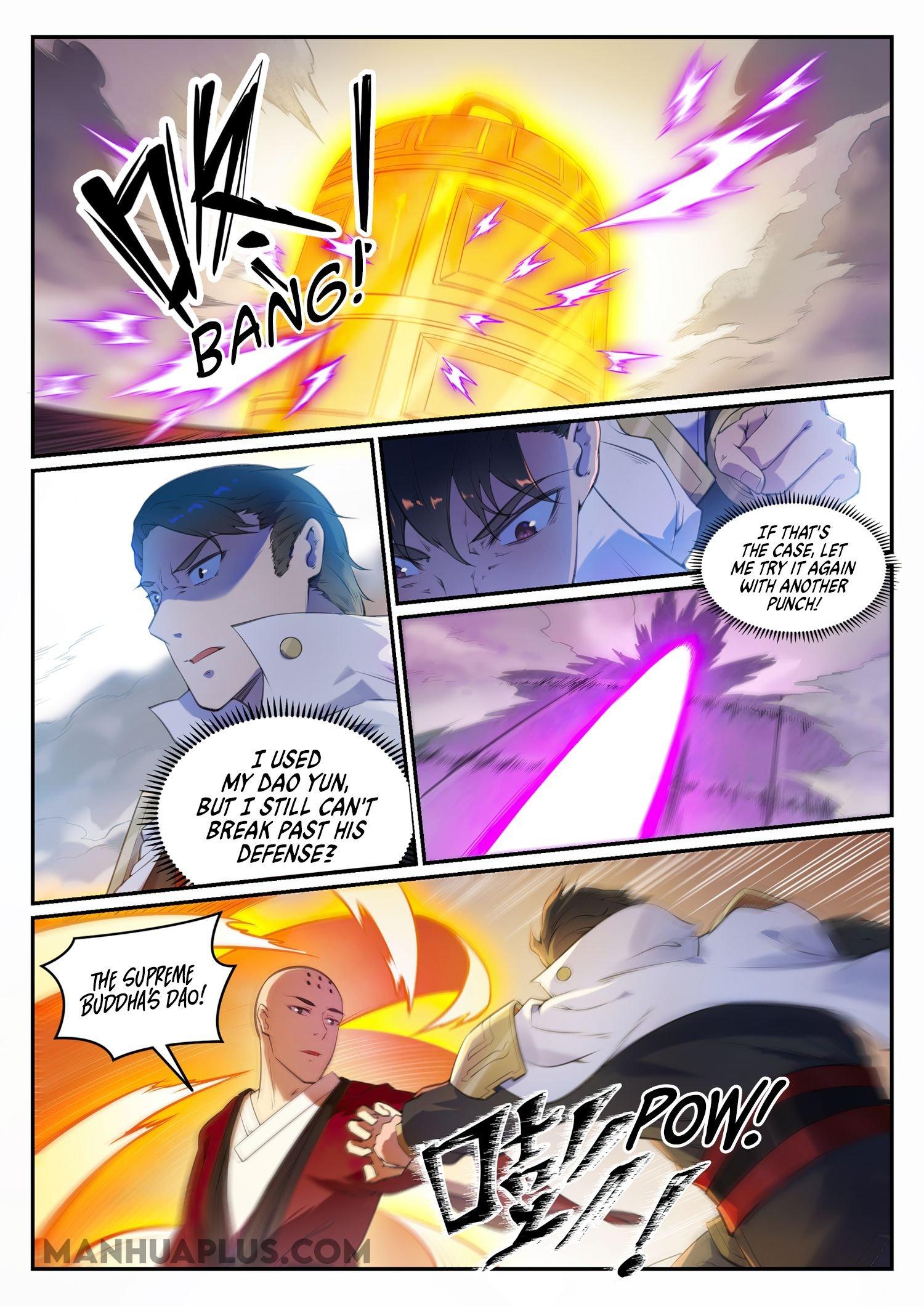 Manga Apotheosis - Chapter 668 Page 7