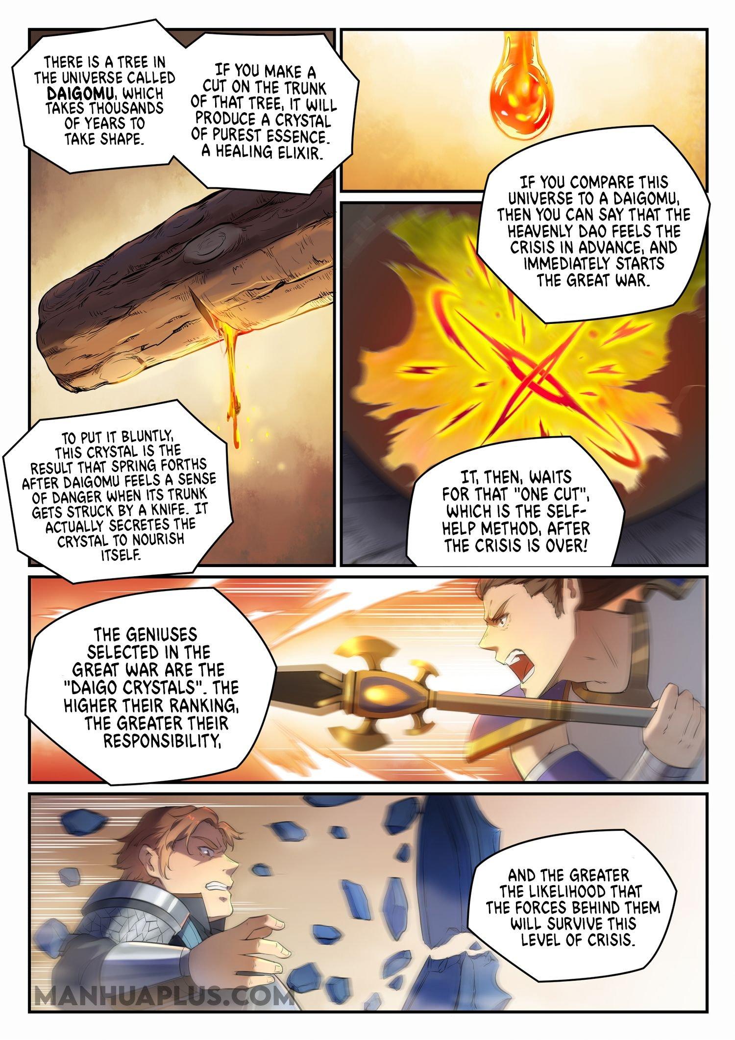 Manga Apotheosis - Chapter 668 Page 10