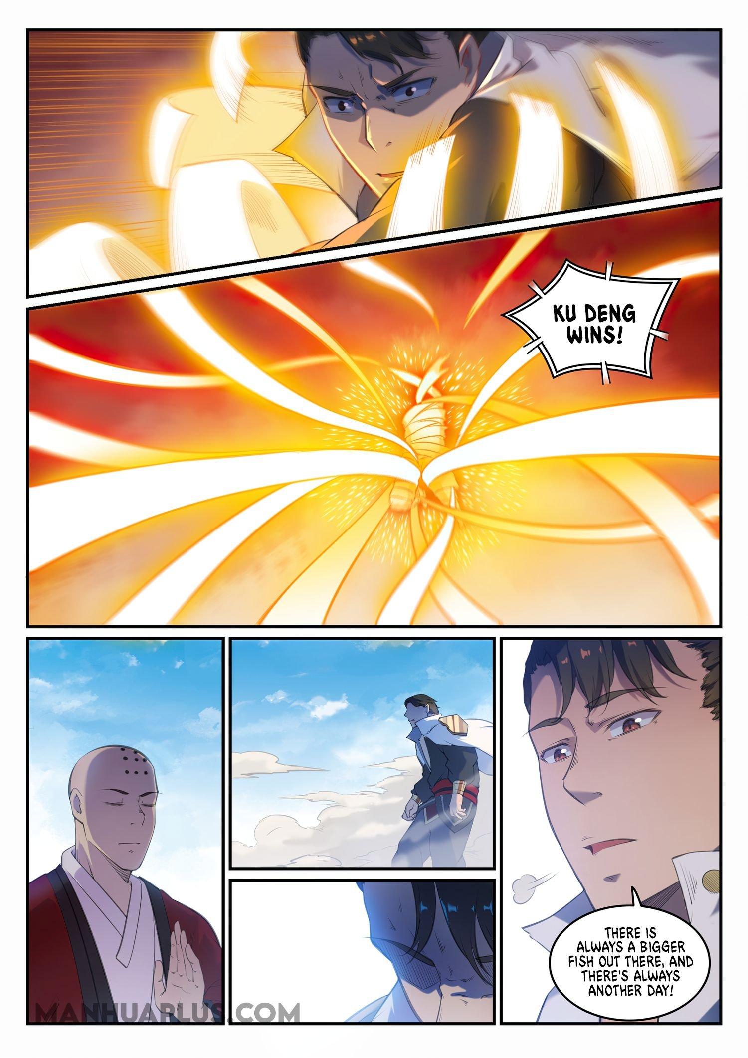 Manga Apotheosis - Chapter 668 Page 8