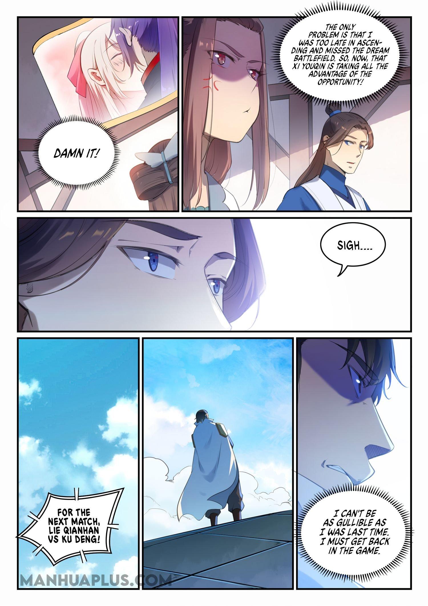 Manga Apotheosis - Chapter 668 Page 5