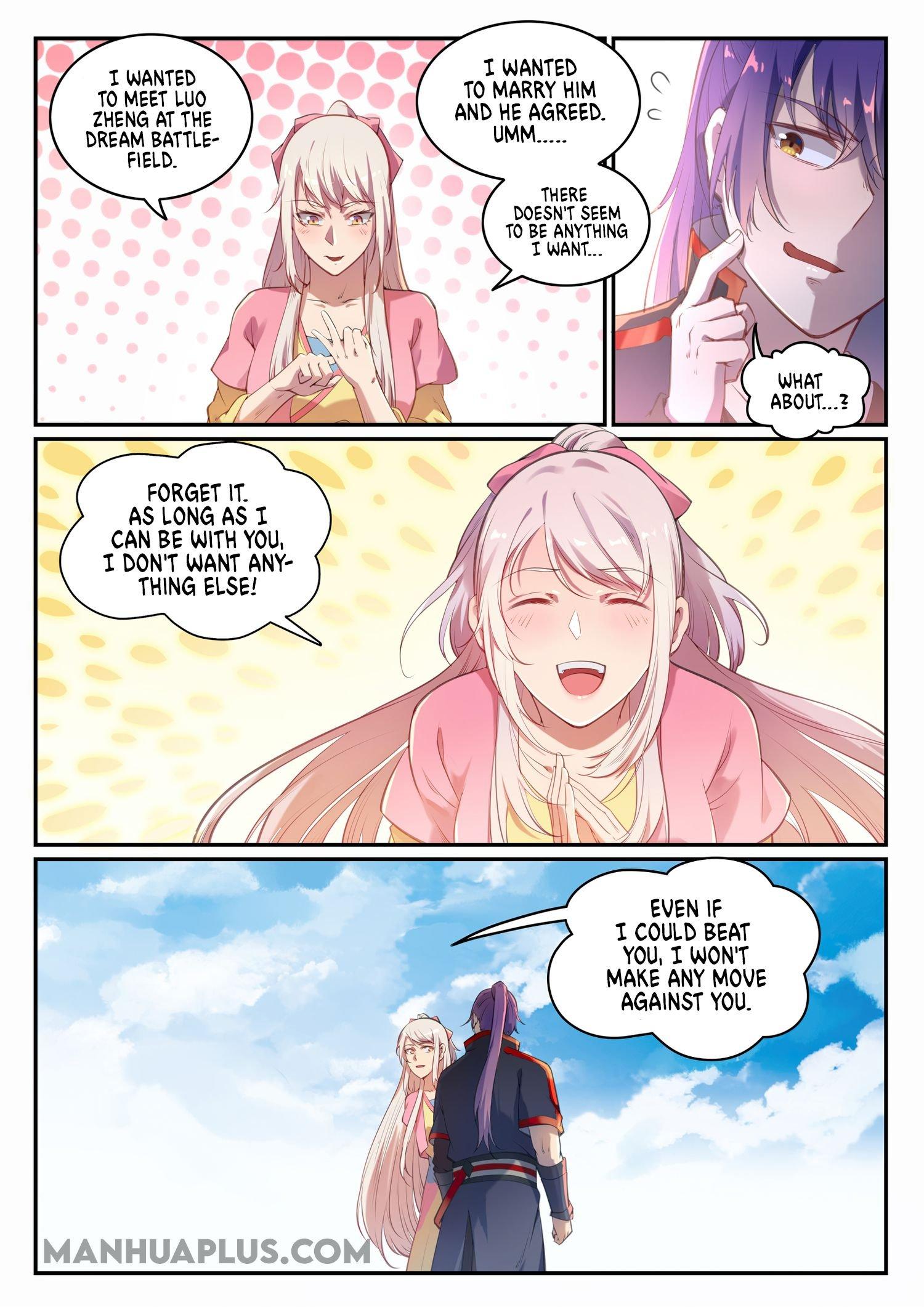 Manga Apotheosis - Chapter 668 Page 2