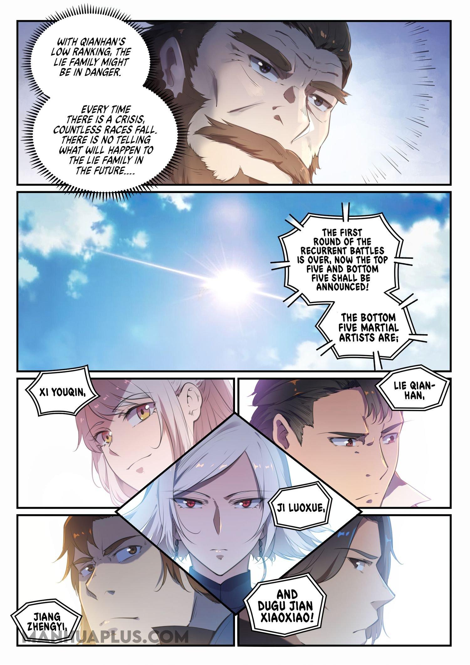 Manga Apotheosis - Chapter 668 Page 11