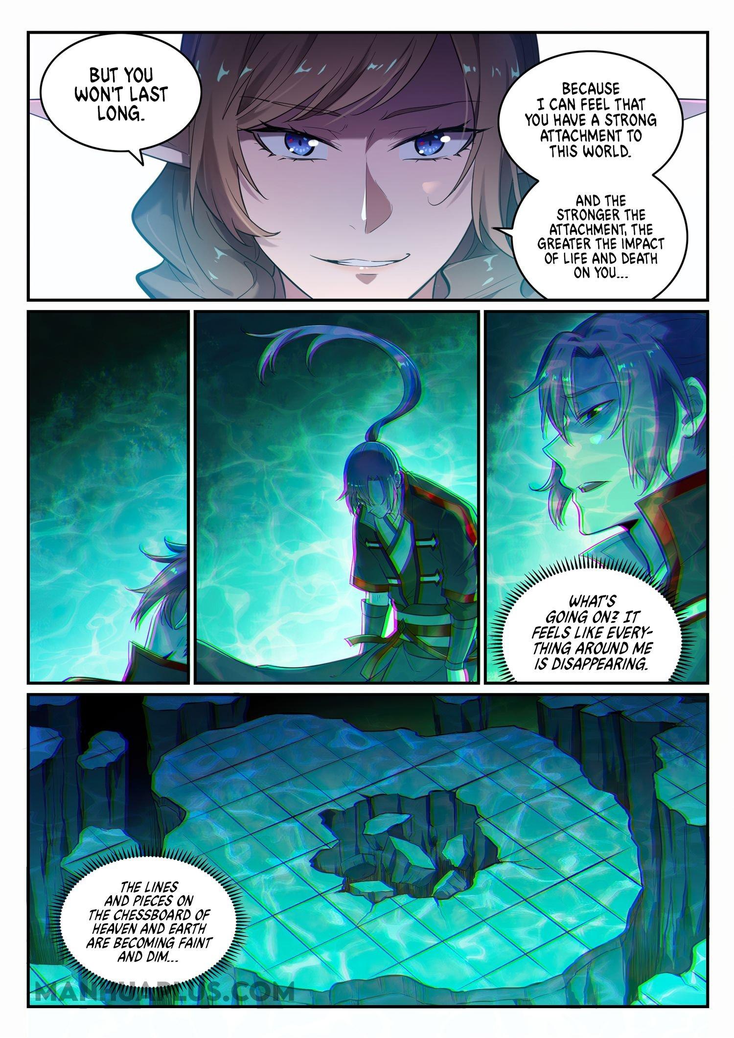Manga Apotheosis - Chapter 670 Page 2