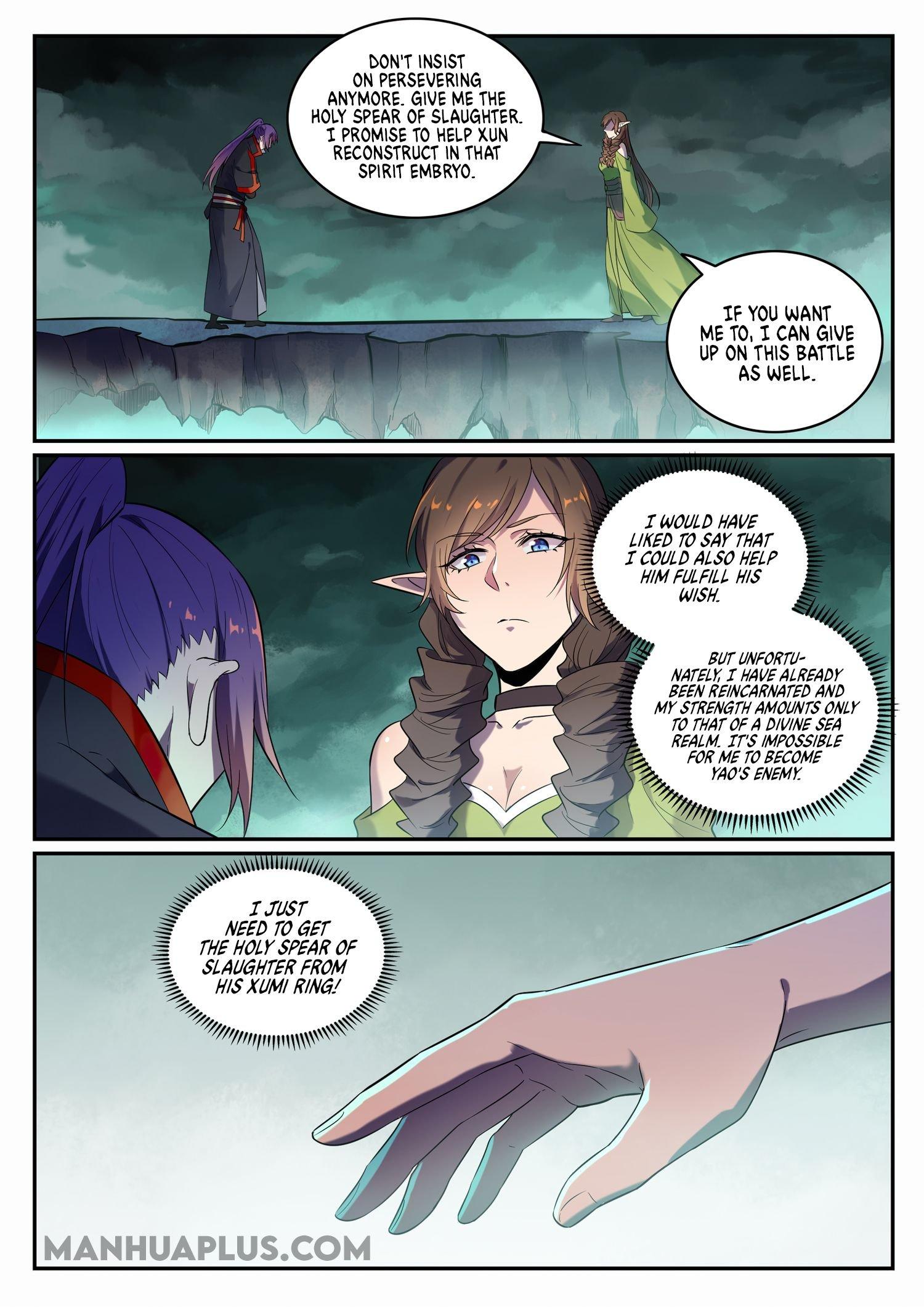 Manga Apotheosis - Chapter 670 Page 13