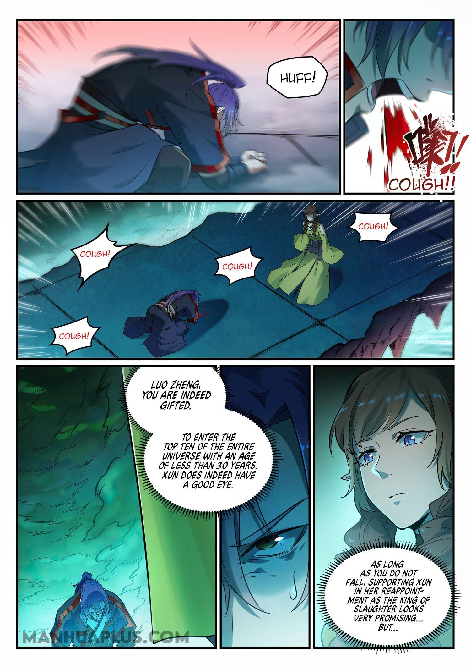 Manga Apotheosis - Chapter 670 Page 10