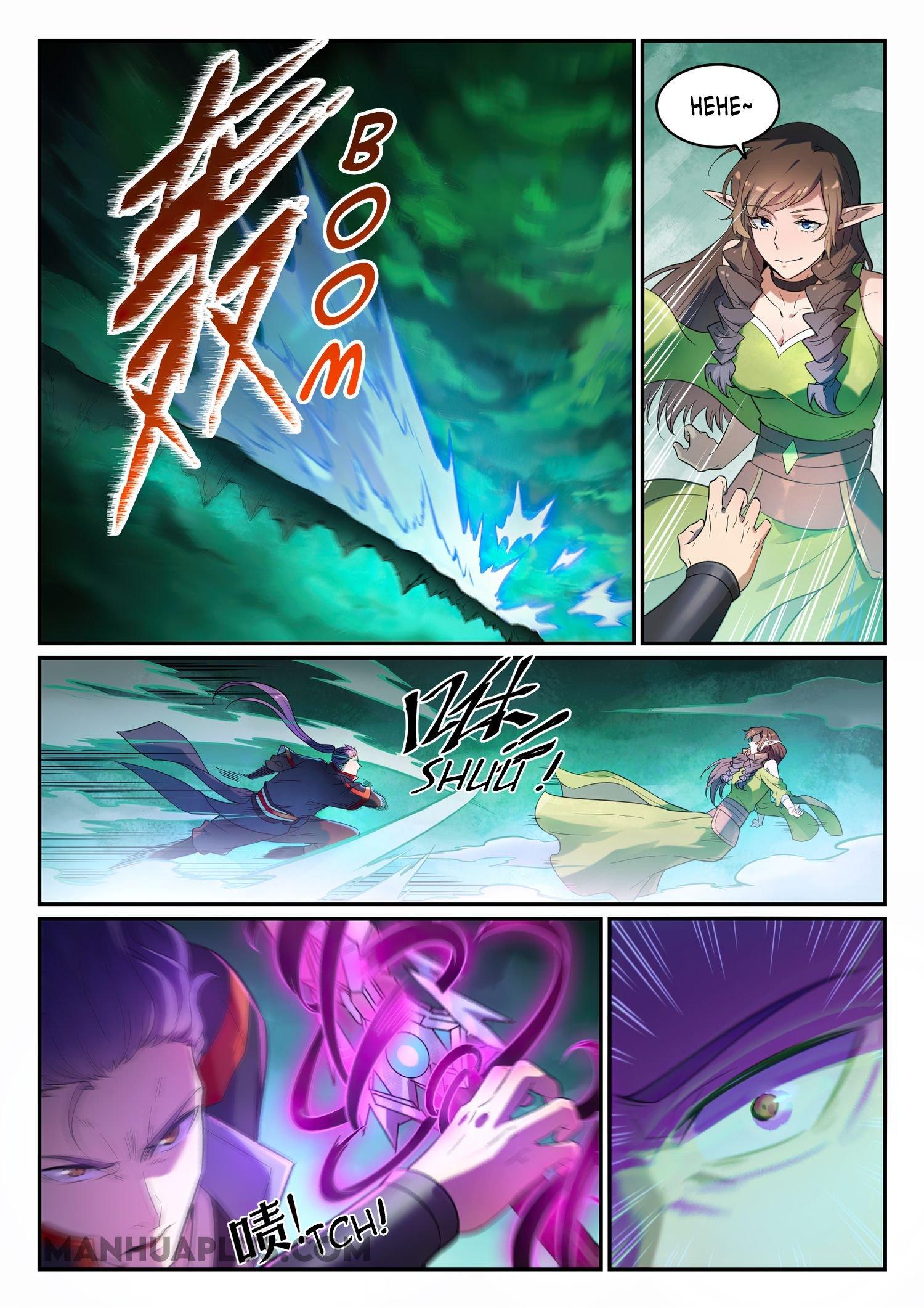 Manga Apotheosis - Chapter 670 Page 8