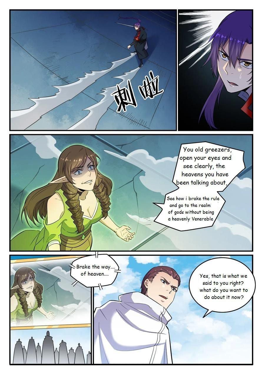Manga Apotheosis - Chapter 671 Page 17