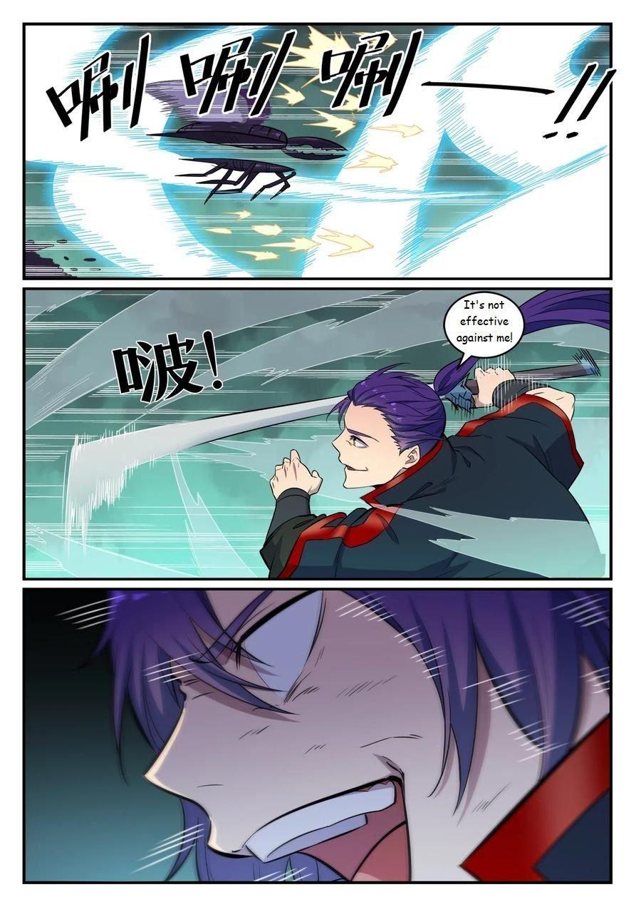 Manga Apotheosis - Chapter 671 Page 11