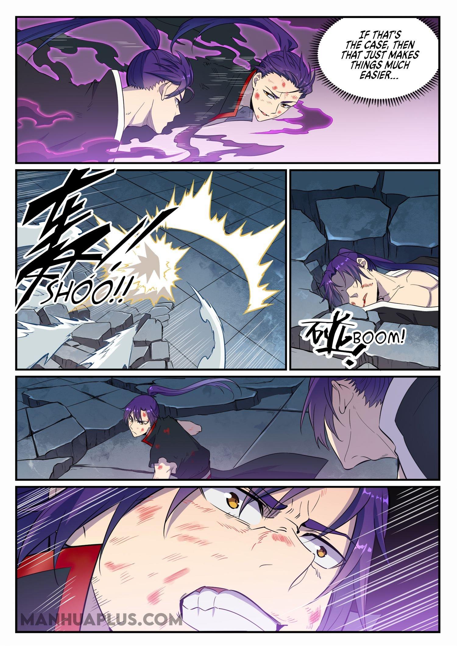 Manga Apotheosis - Chapter 673 Page 4