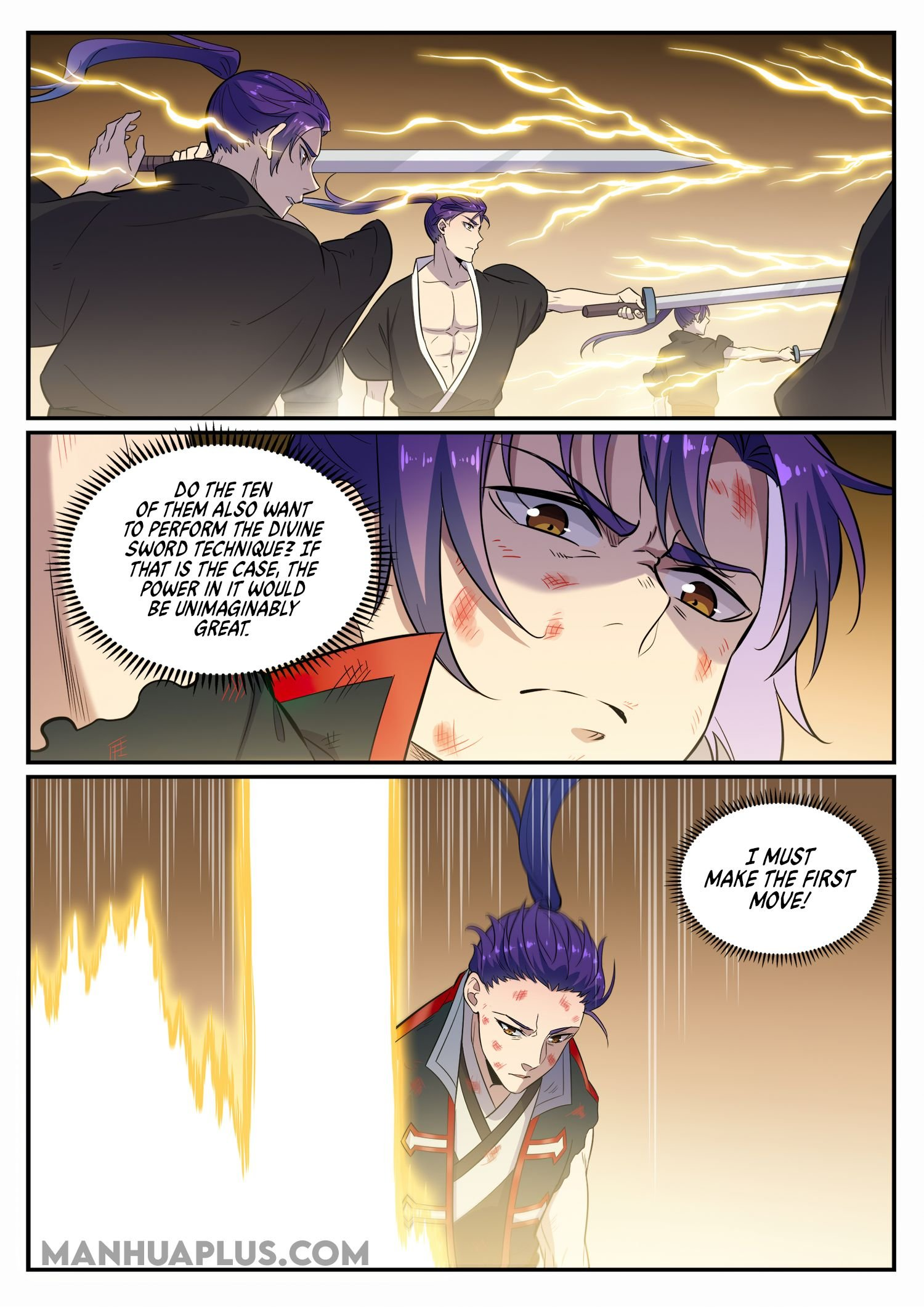 Manga Apotheosis - Chapter 673 Page 11