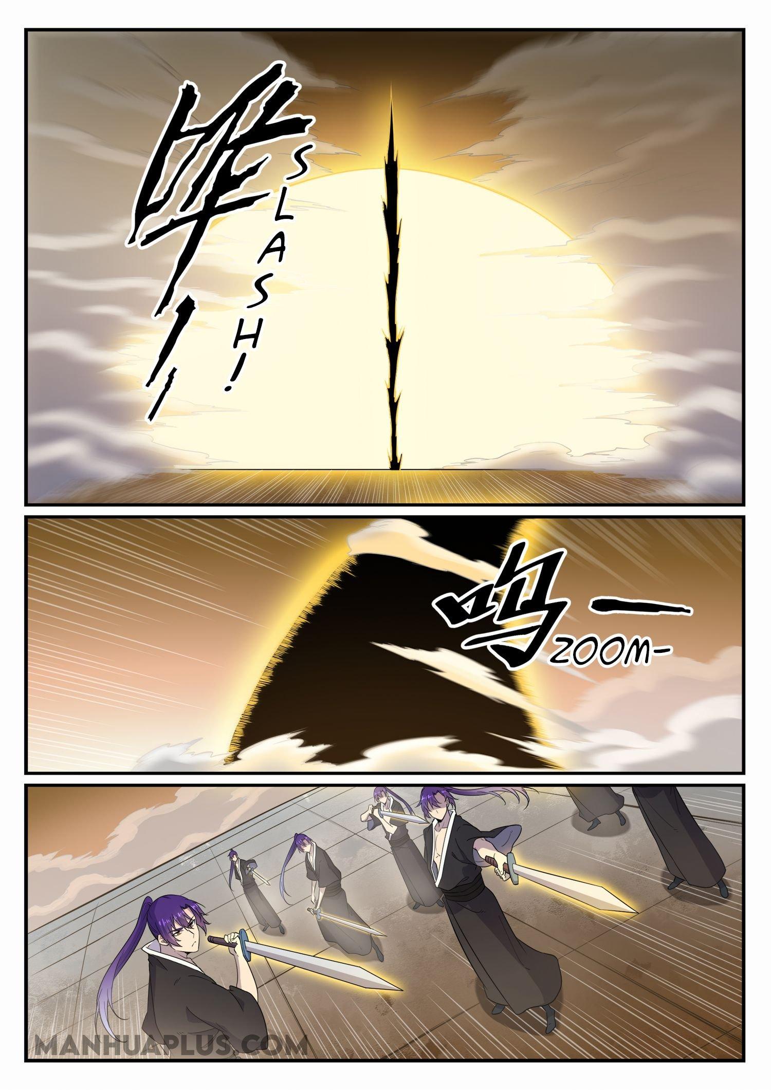 Manga Apotheosis - Chapter 673 Page 12