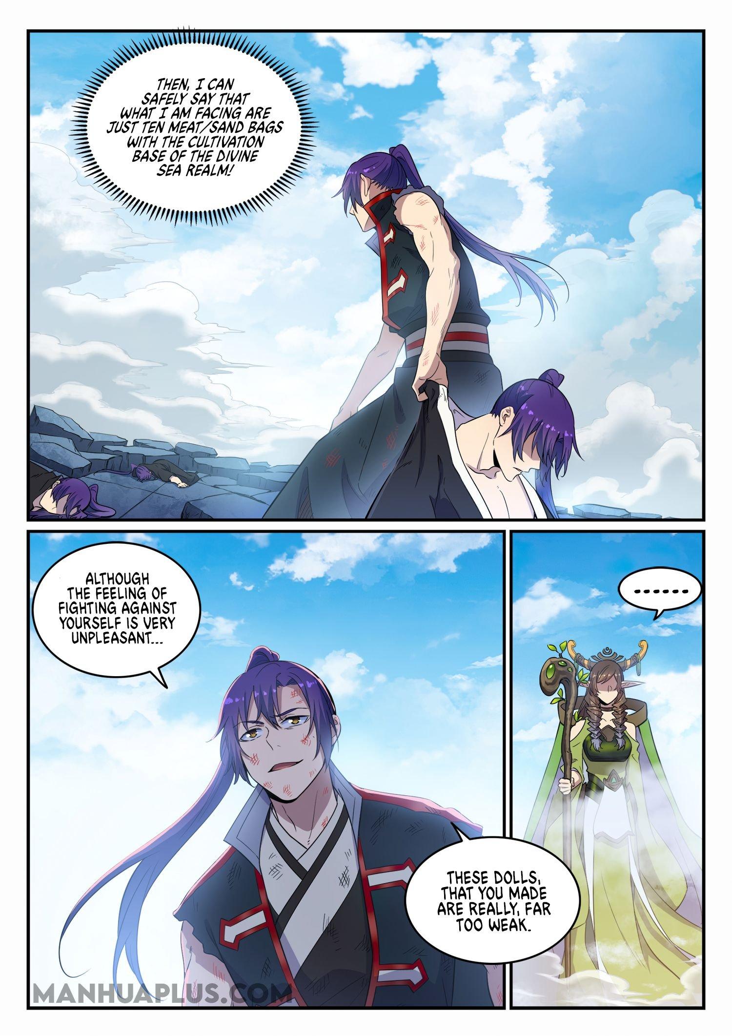 Manga Apotheosis - Chapter 673 Page 6