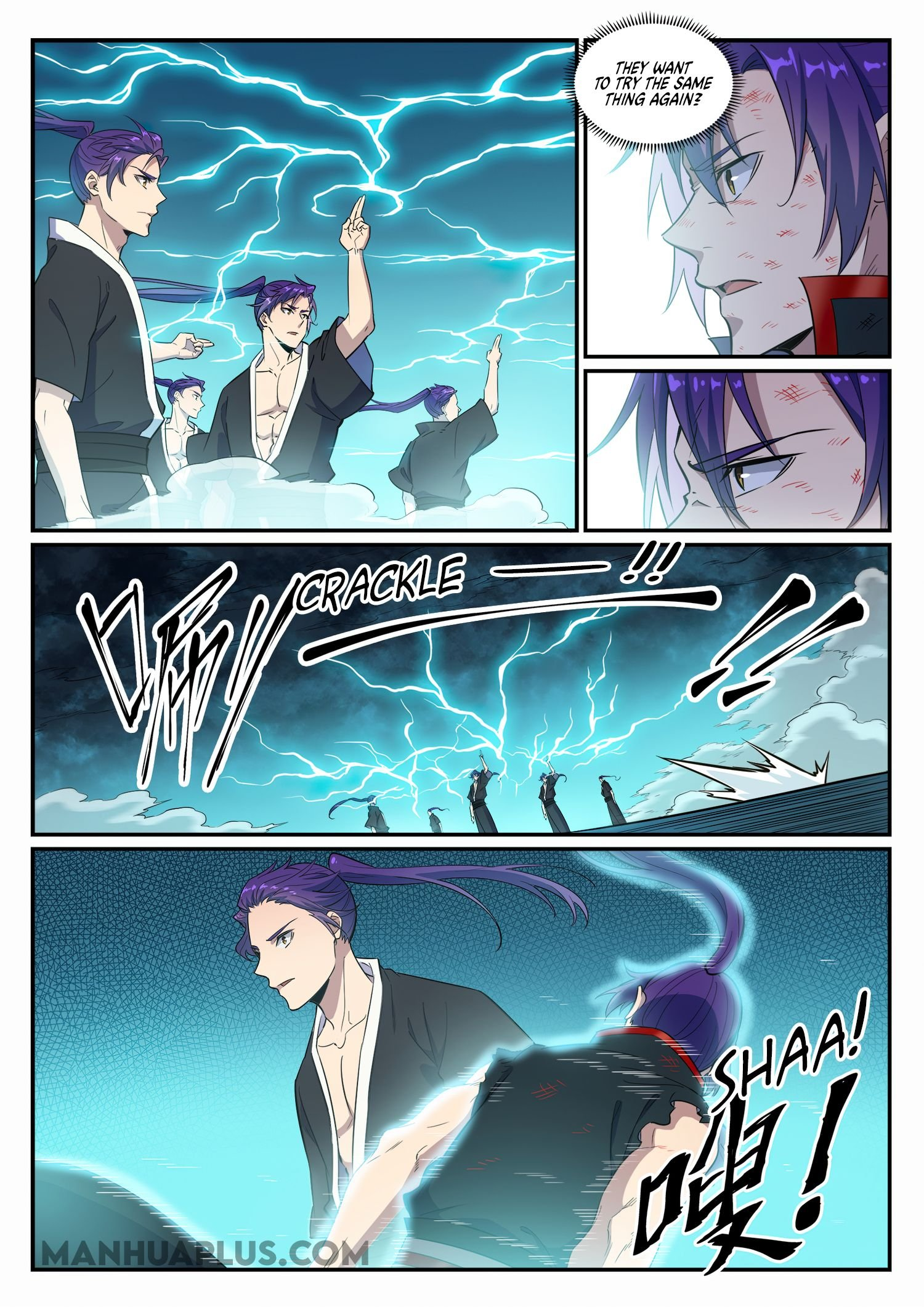 Manga Apotheosis - Chapter 673 Page 2