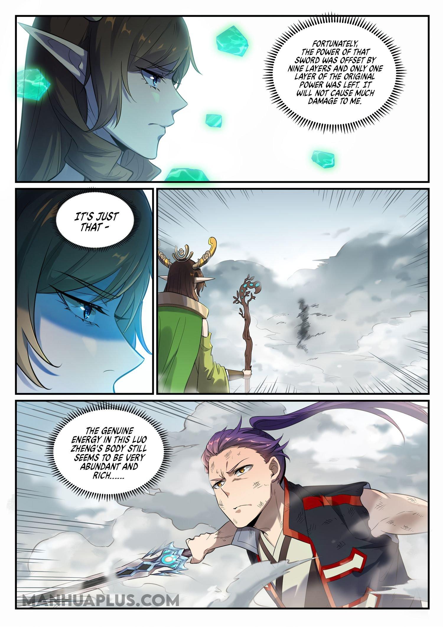 Manga Apotheosis - Chapter 674 Page 4