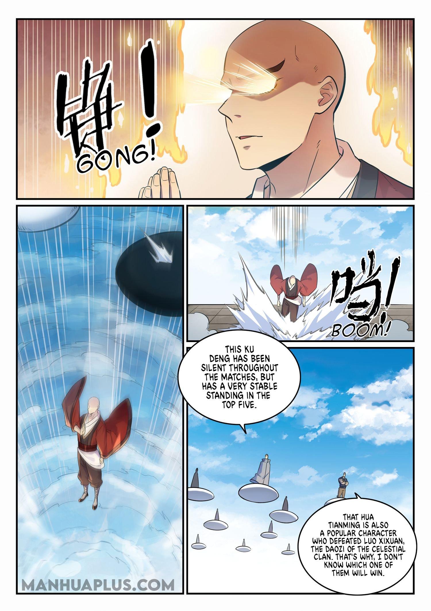 Manga Apotheosis - Chapter 674 Page 10