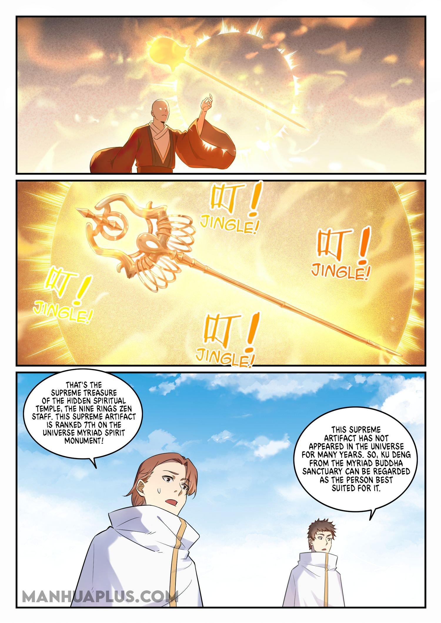 Manga Apotheosis - Chapter 674 Page 13