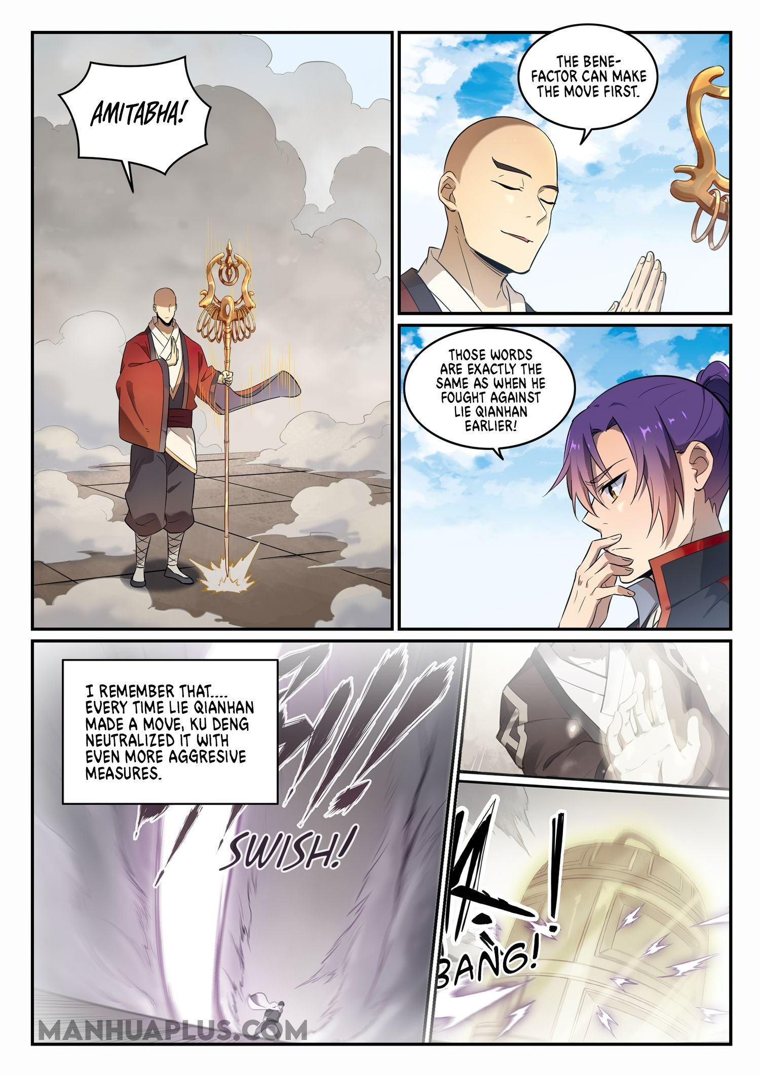 Manga Apotheosis - Chapter 674 Page 14