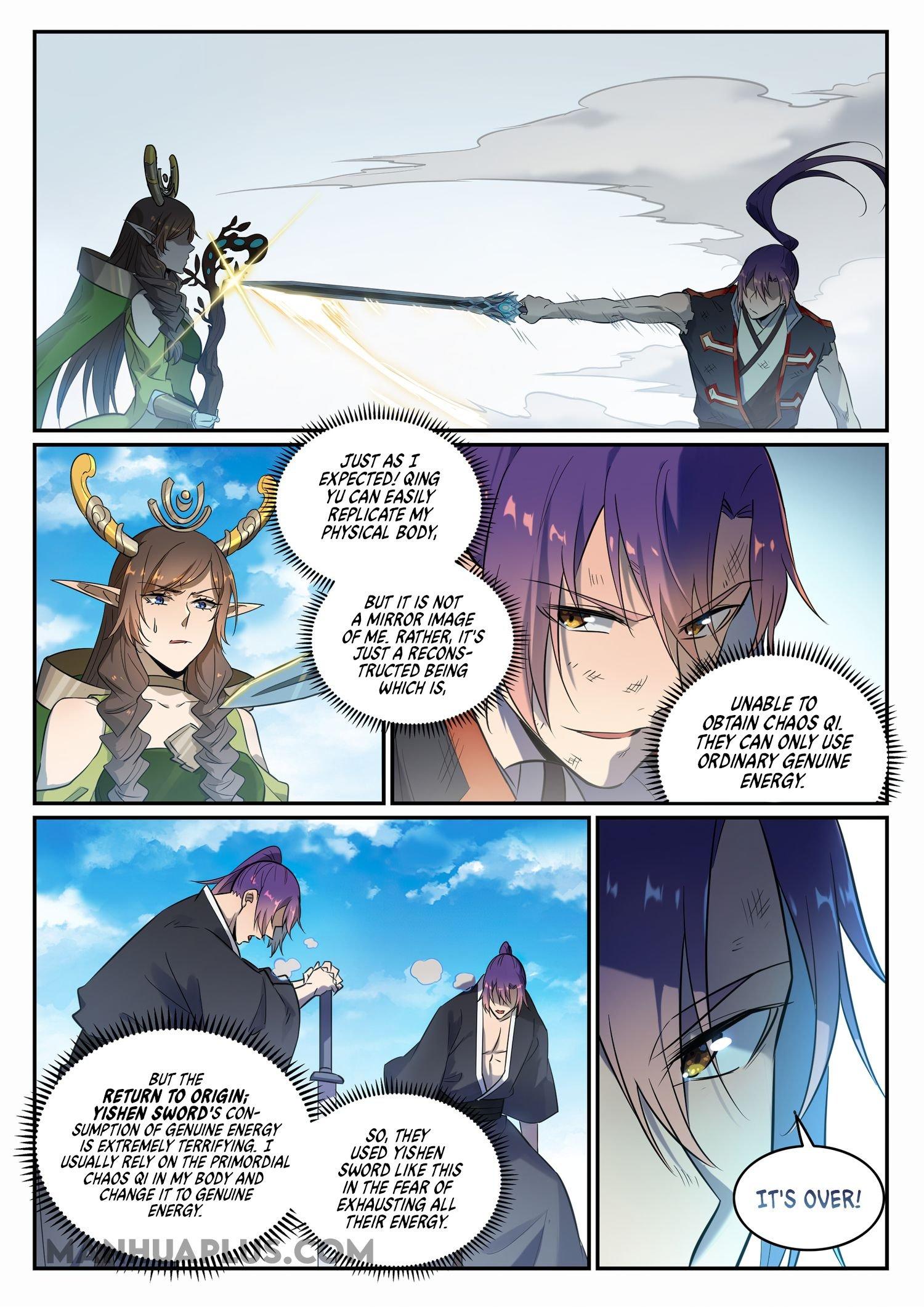 Manga Apotheosis - Chapter 674 Page 6