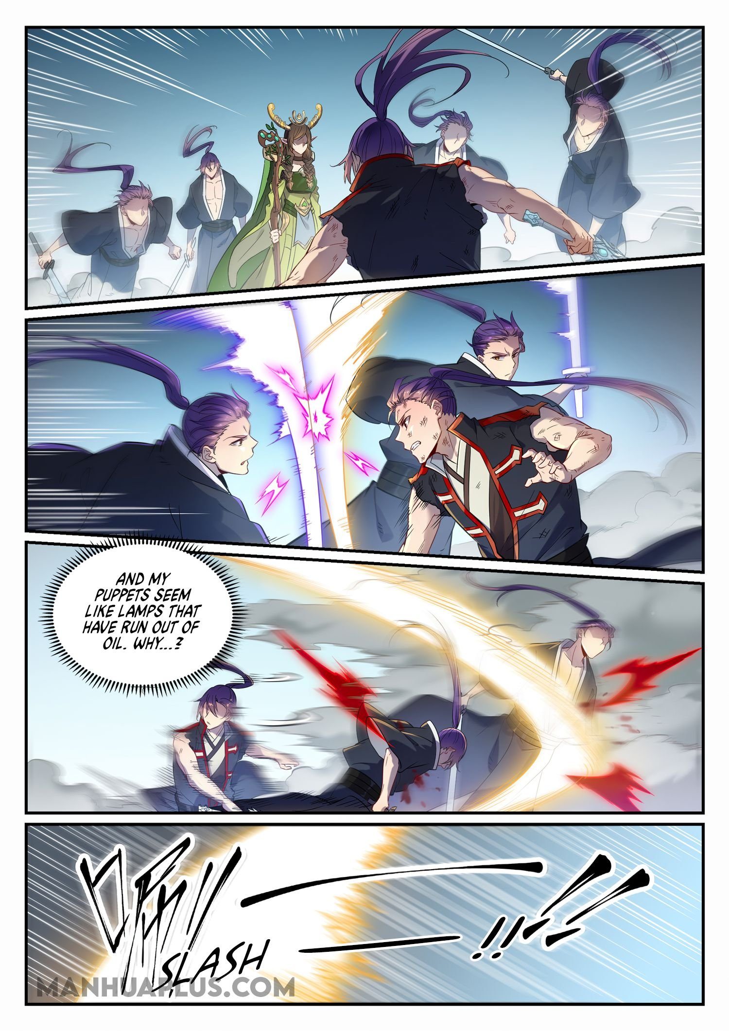 Manga Apotheosis - Chapter 674 Page 5