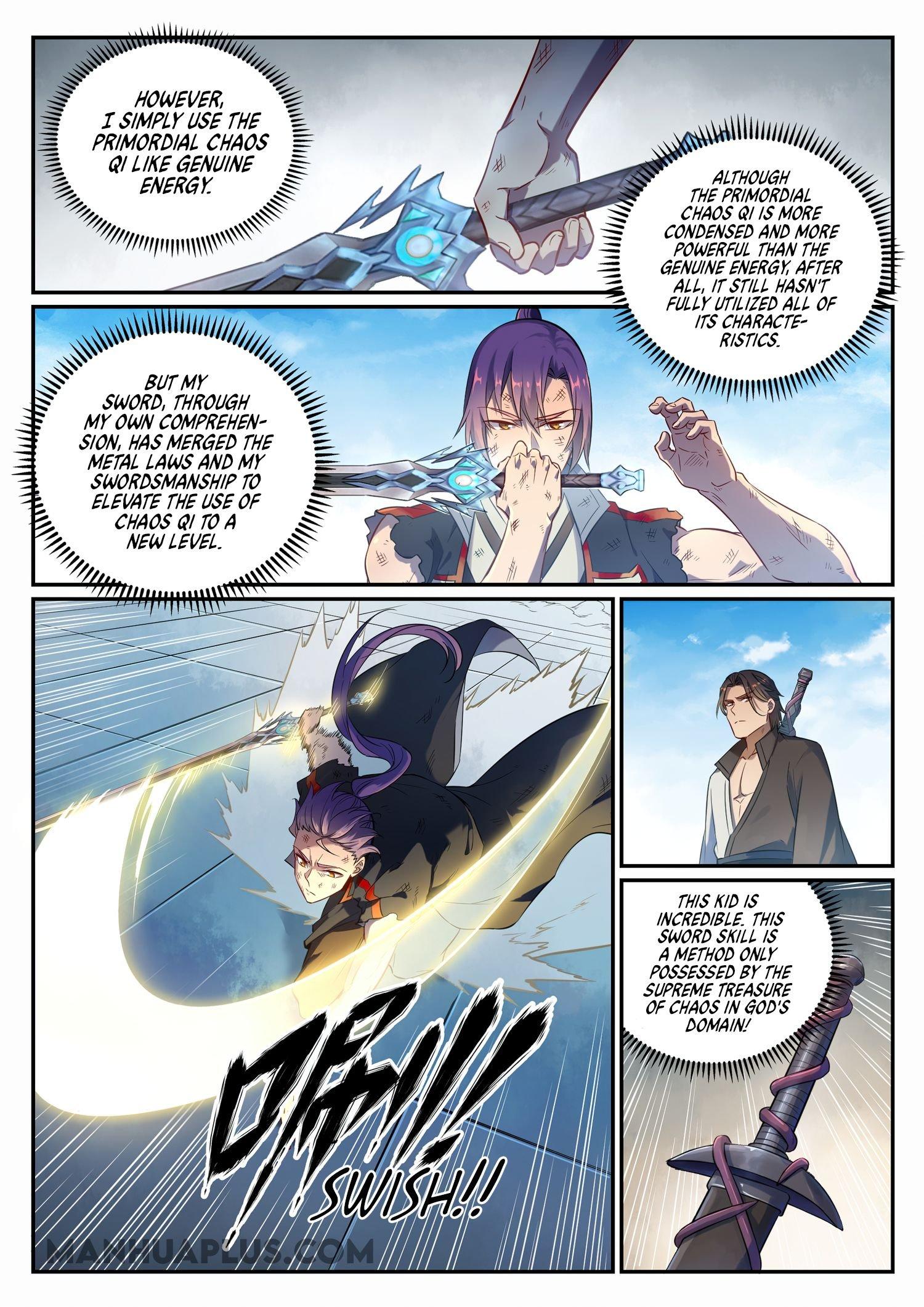 Manga Apotheosis - Chapter 674 Page 2
