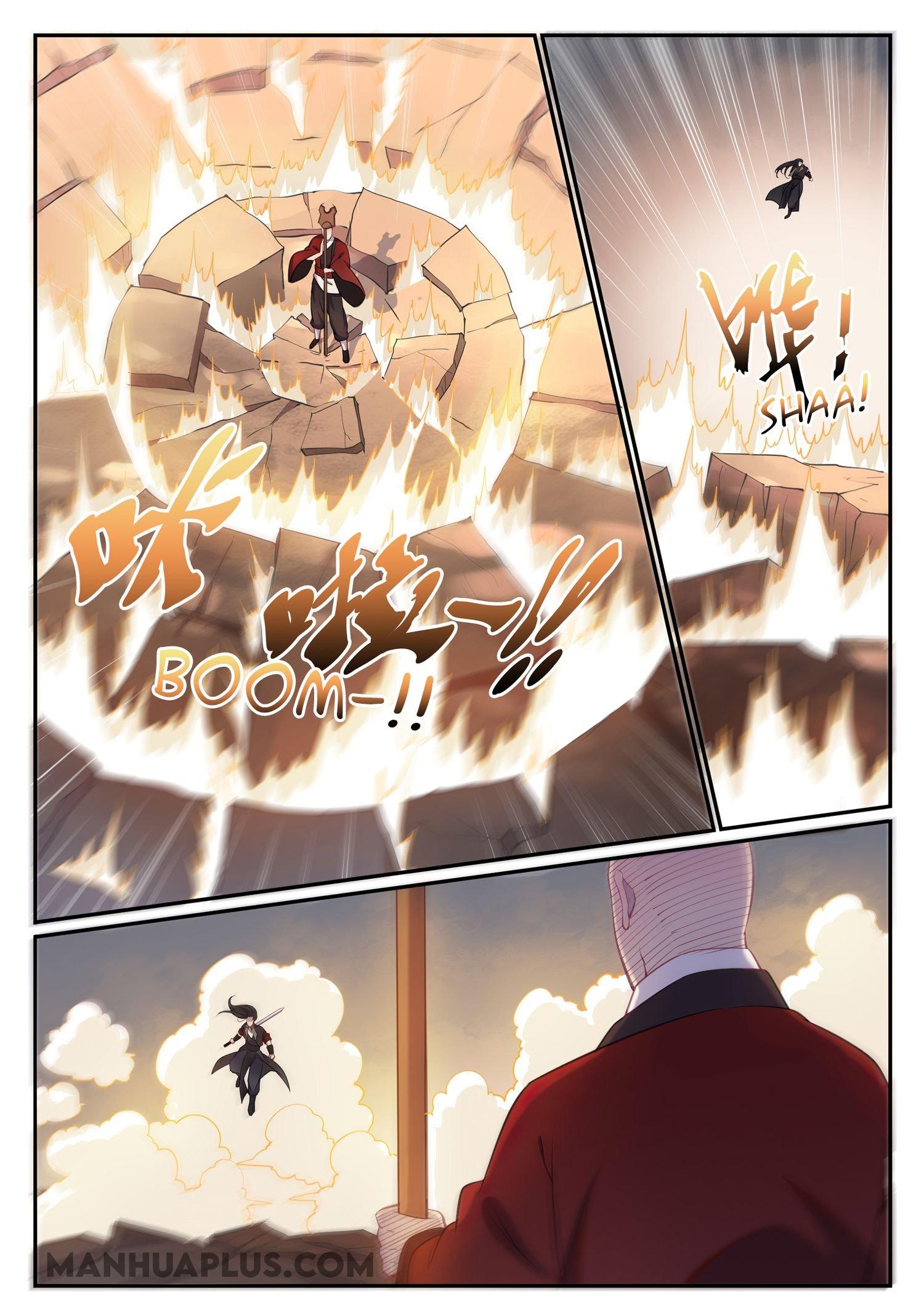 Manga Apotheosis - Chapter 675 Page 14