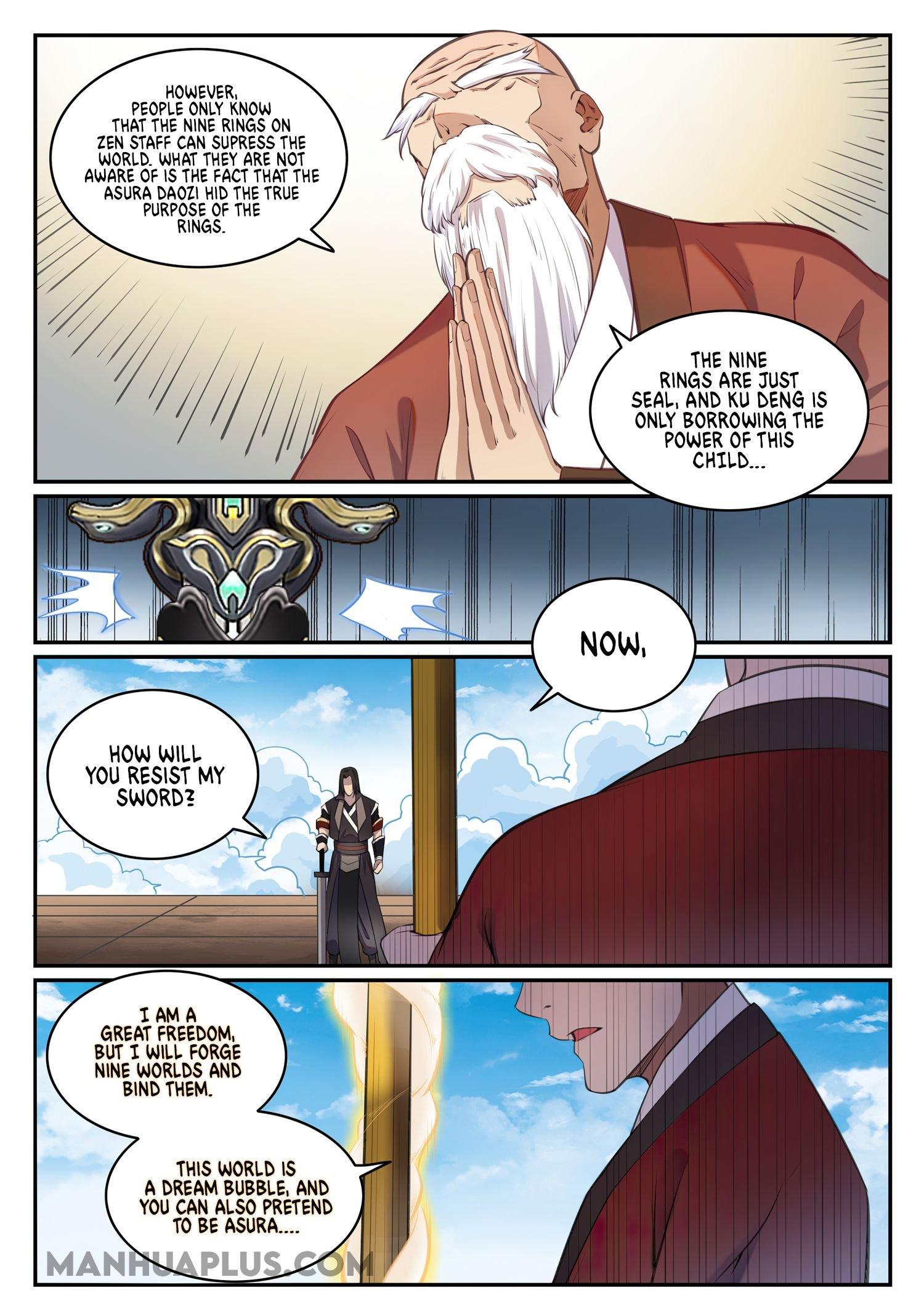 Manga Apotheosis - Chapter 675 Page 11