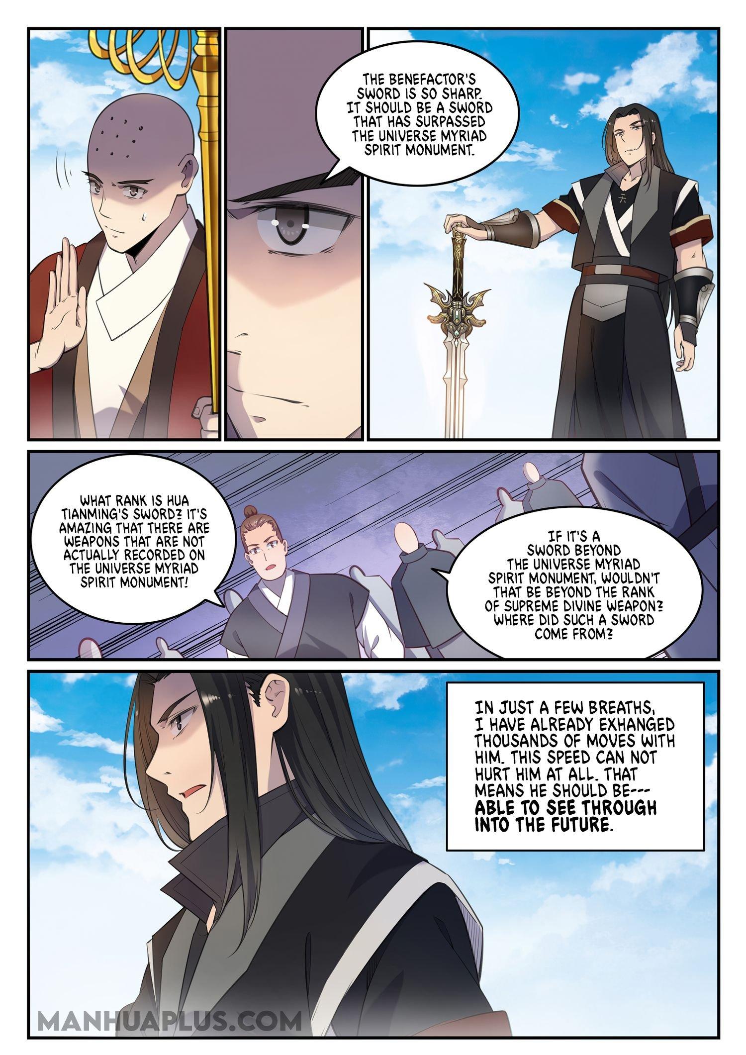 Manga Apotheosis - Chapter 675 Page 6