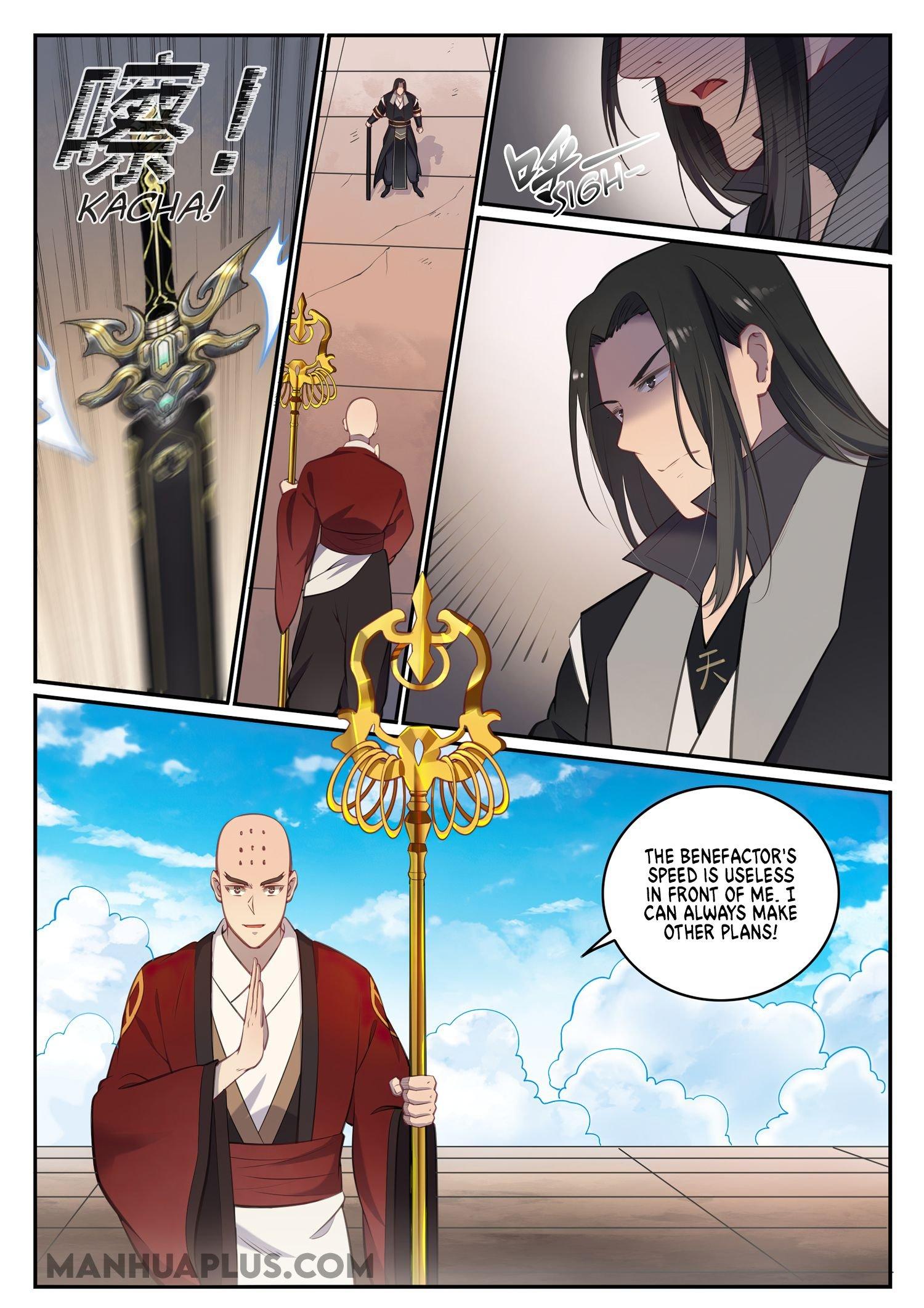 Manga Apotheosis - Chapter 675 Page 4
