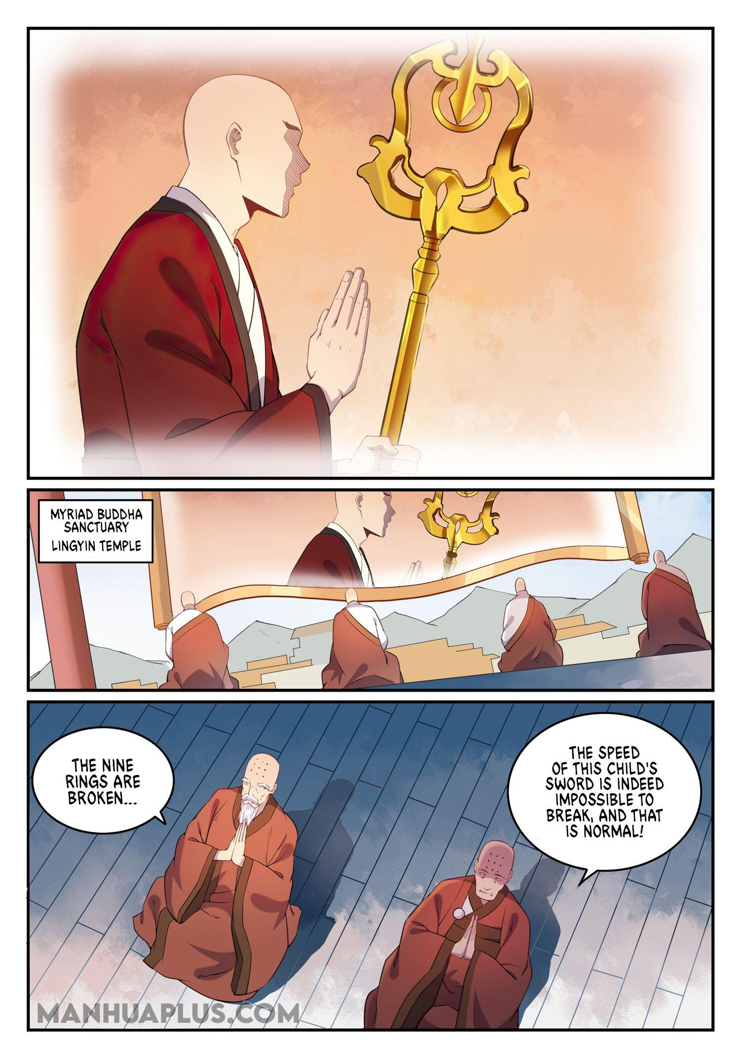 Manga Apotheosis - Chapter 675 Page 10