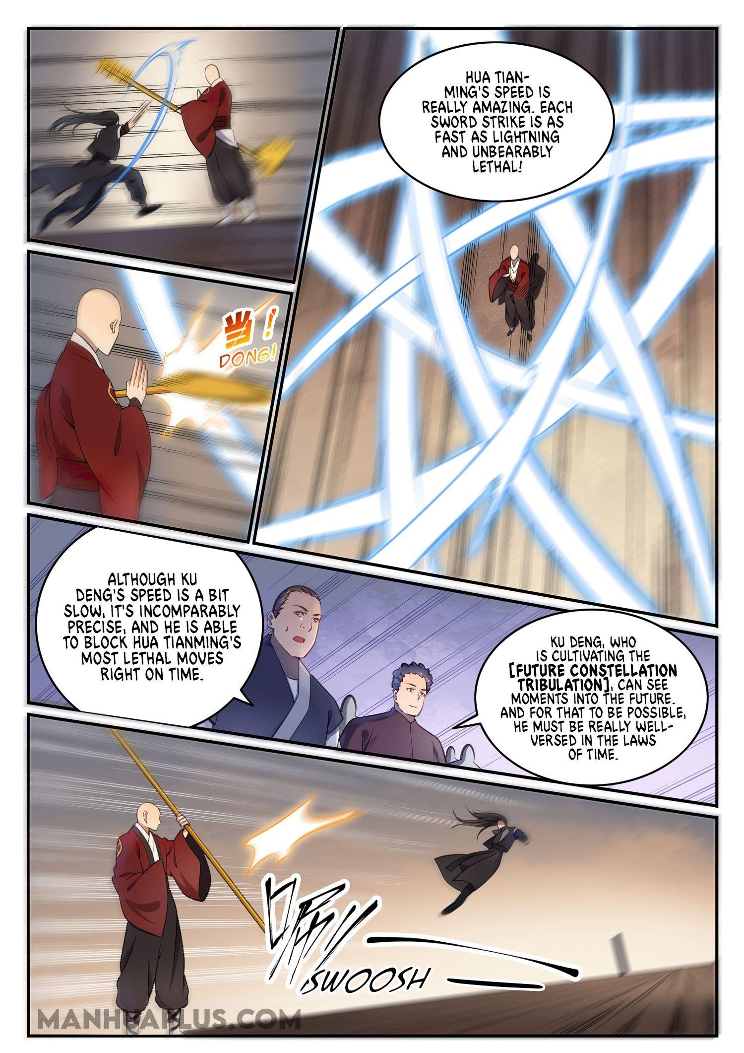 Manga Apotheosis - Chapter 675 Page 3