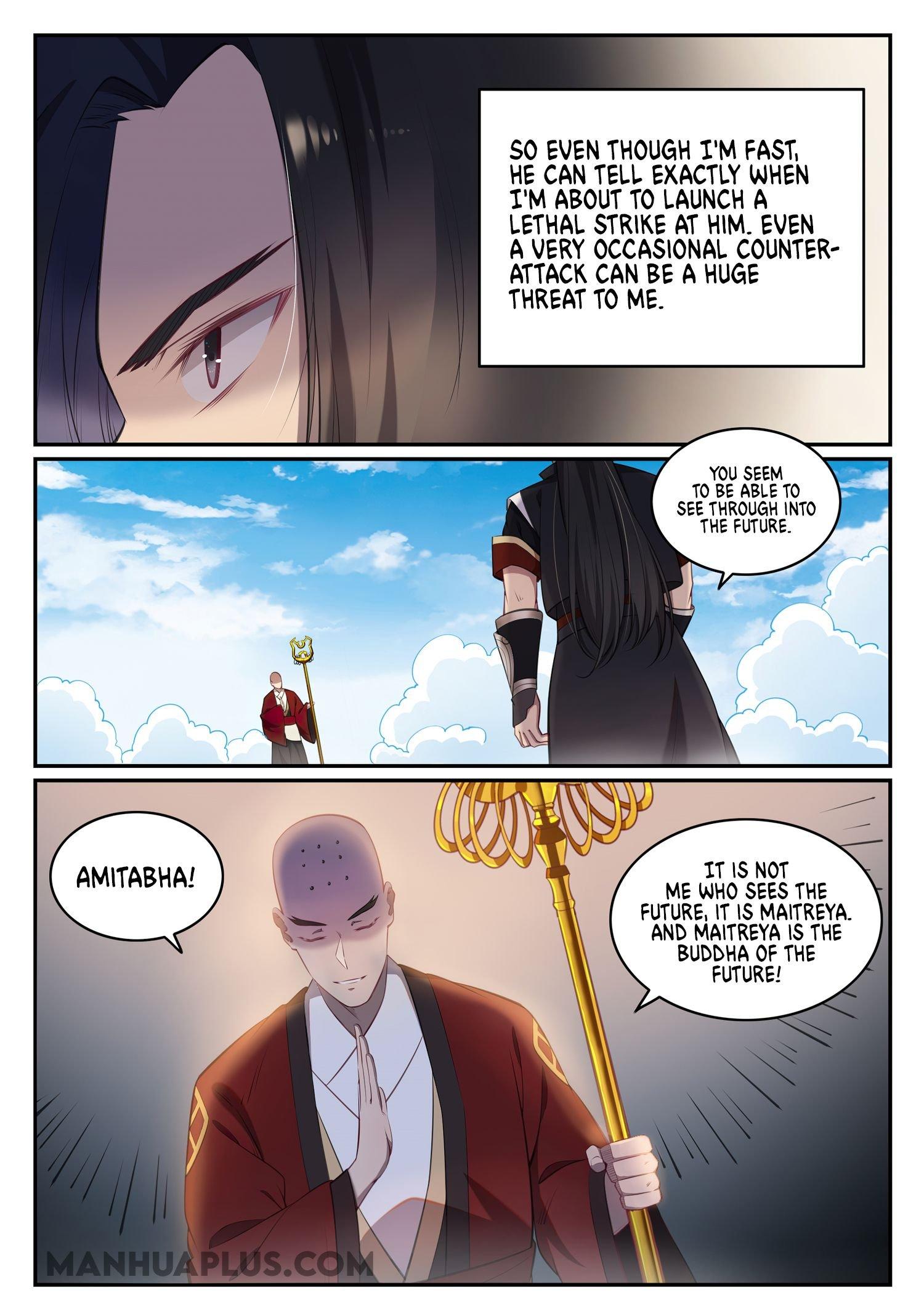 Manga Apotheosis - Chapter 675 Page 7